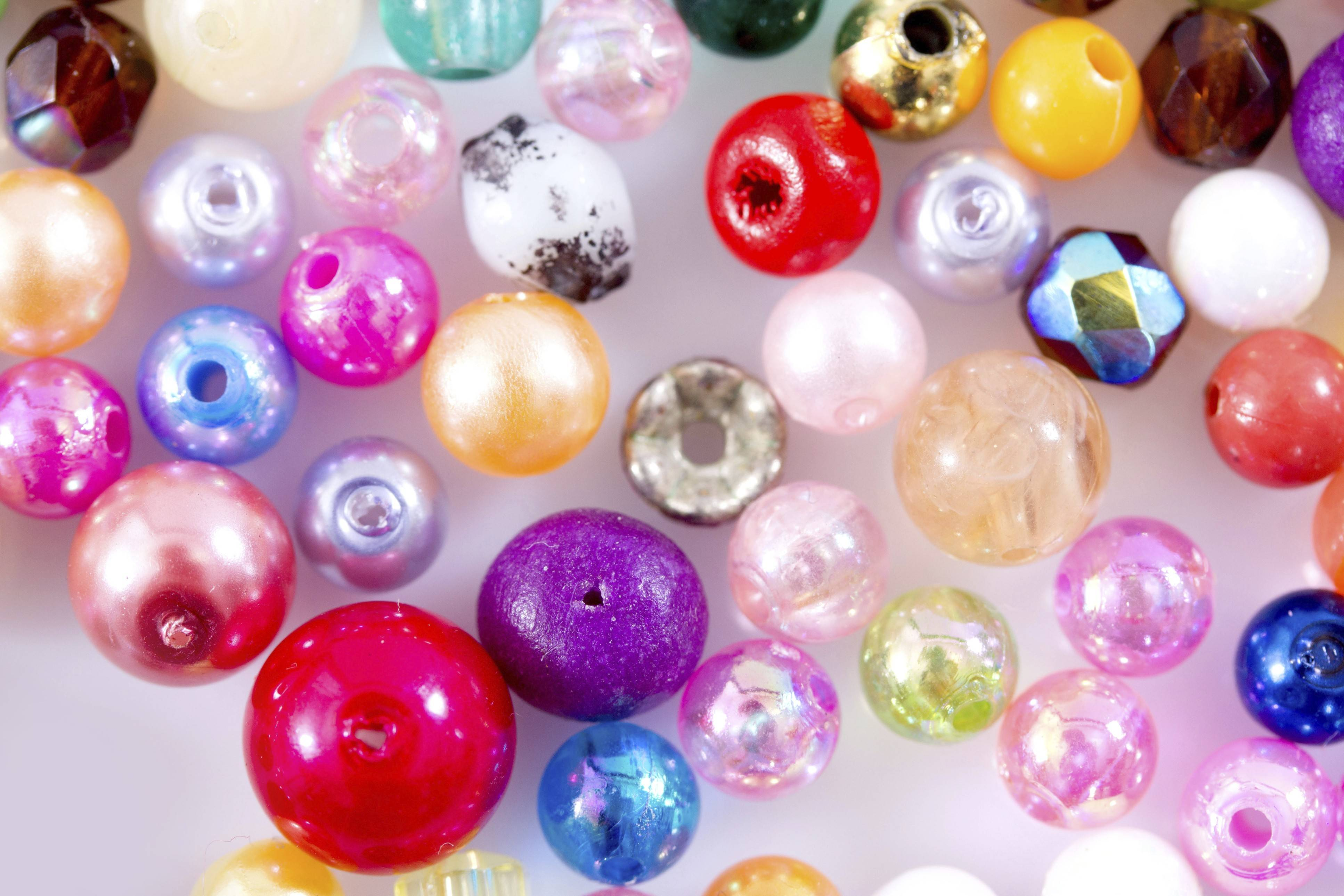 See beads galore at the Shimmer & Bling Bead Expo.