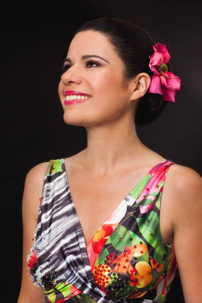 "Soprano Ana María Martínez is one of the ""Stars of Lyric Opera"" who will perform in a free concert at Millennium Park's Pritzker Pavilion in Chicago on Saturday, Sept. 6."