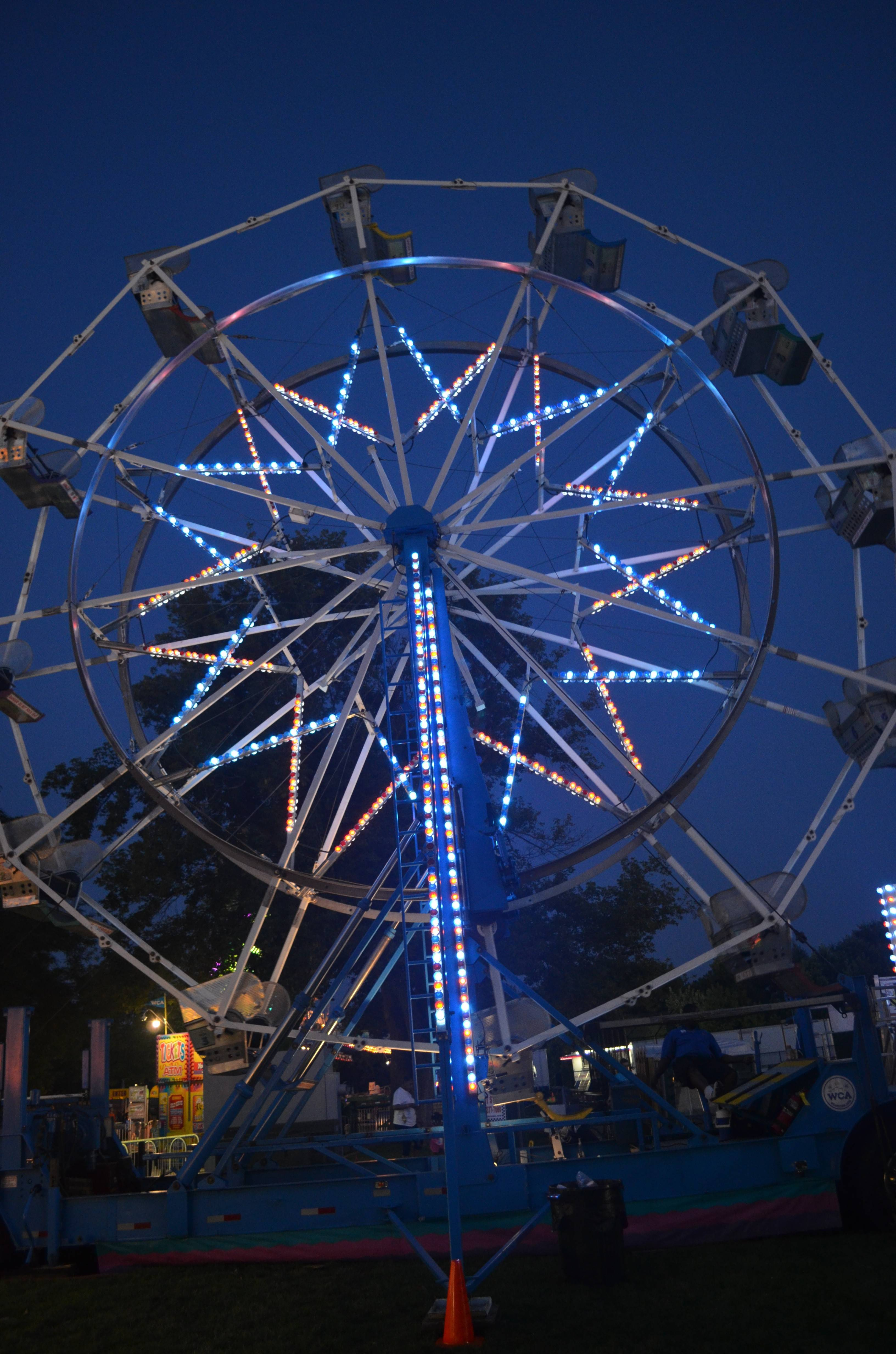 Carnival rides are just one of the attractions at Bartlett Heritage Days from Friday, Sept. 5, through Sunday, Sept. 7.