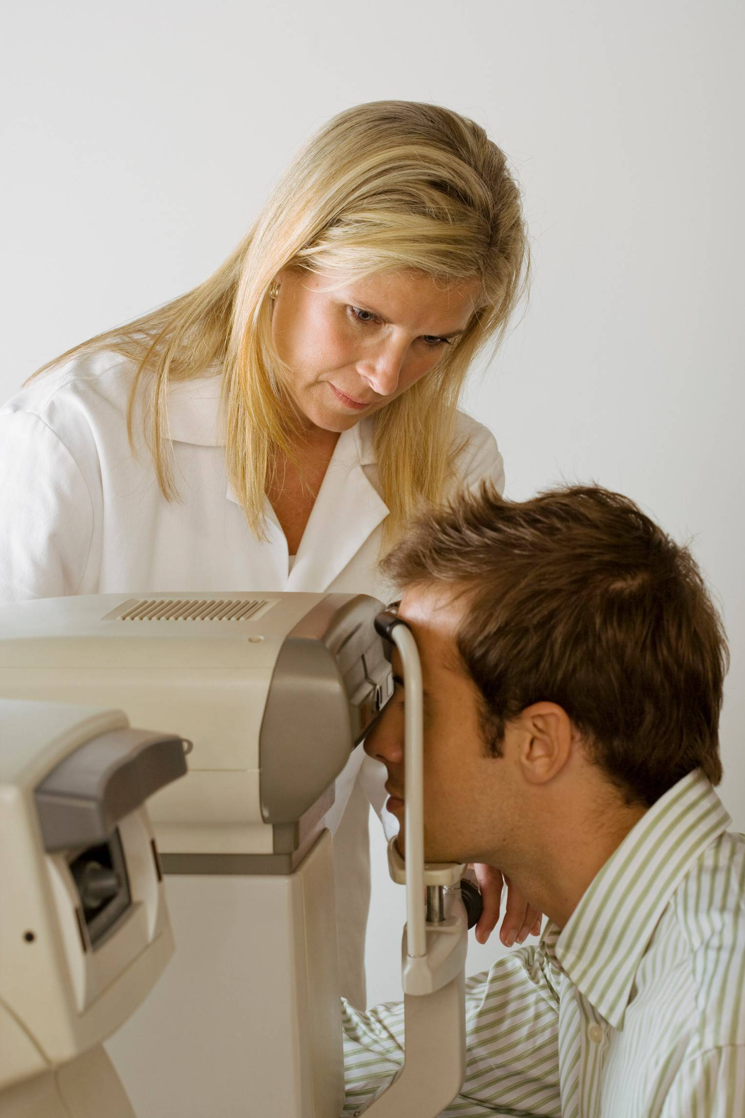 Regular eye exams can help catch vision issues. Especially with glaucoma, it's important to catch some eye conditions early.