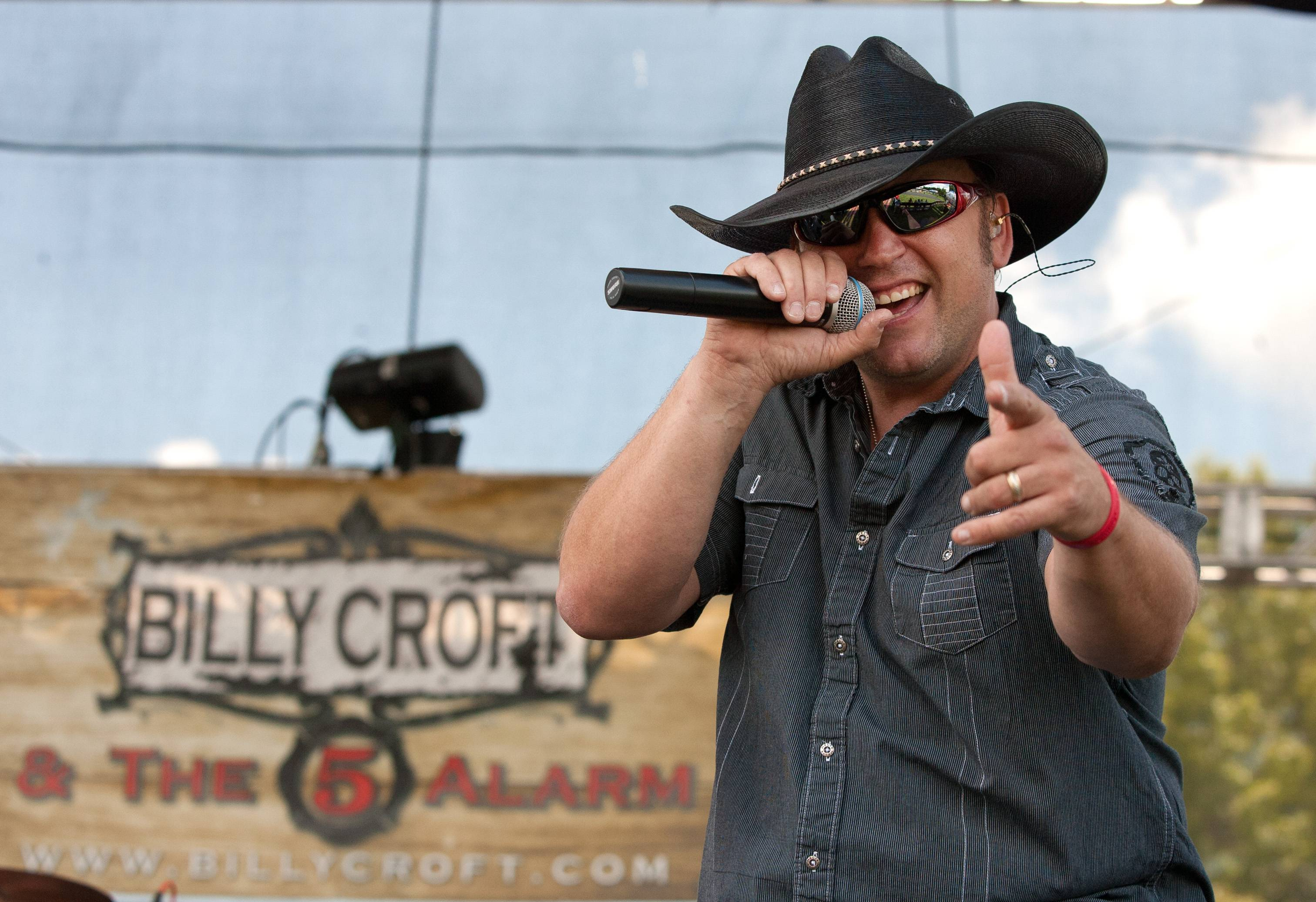 Billy Croft and the 5 Alarm will perform this weekend as part of Villa Park's Oktoberfest.