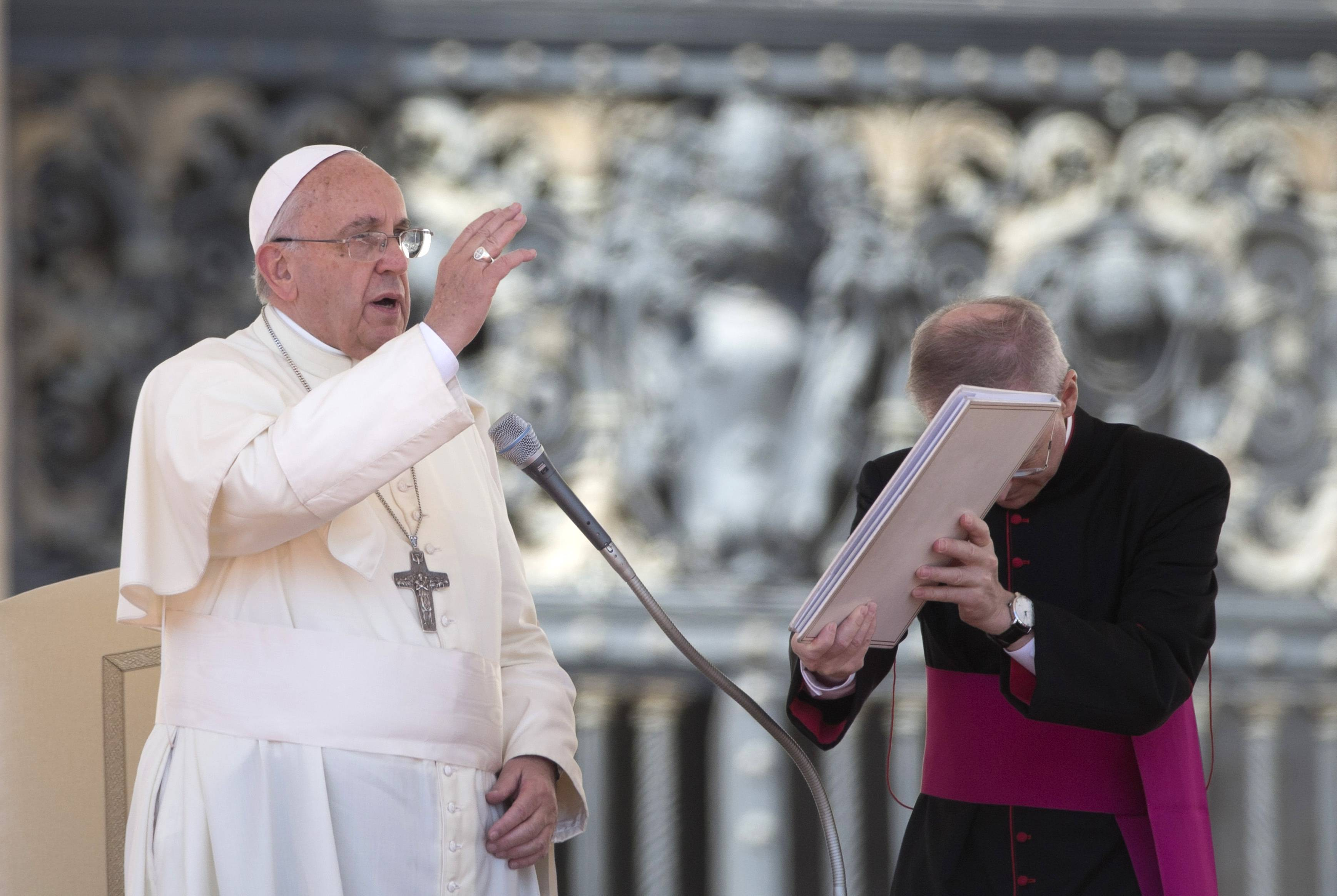 Pope to Iraqi Christians: You are church's heart
