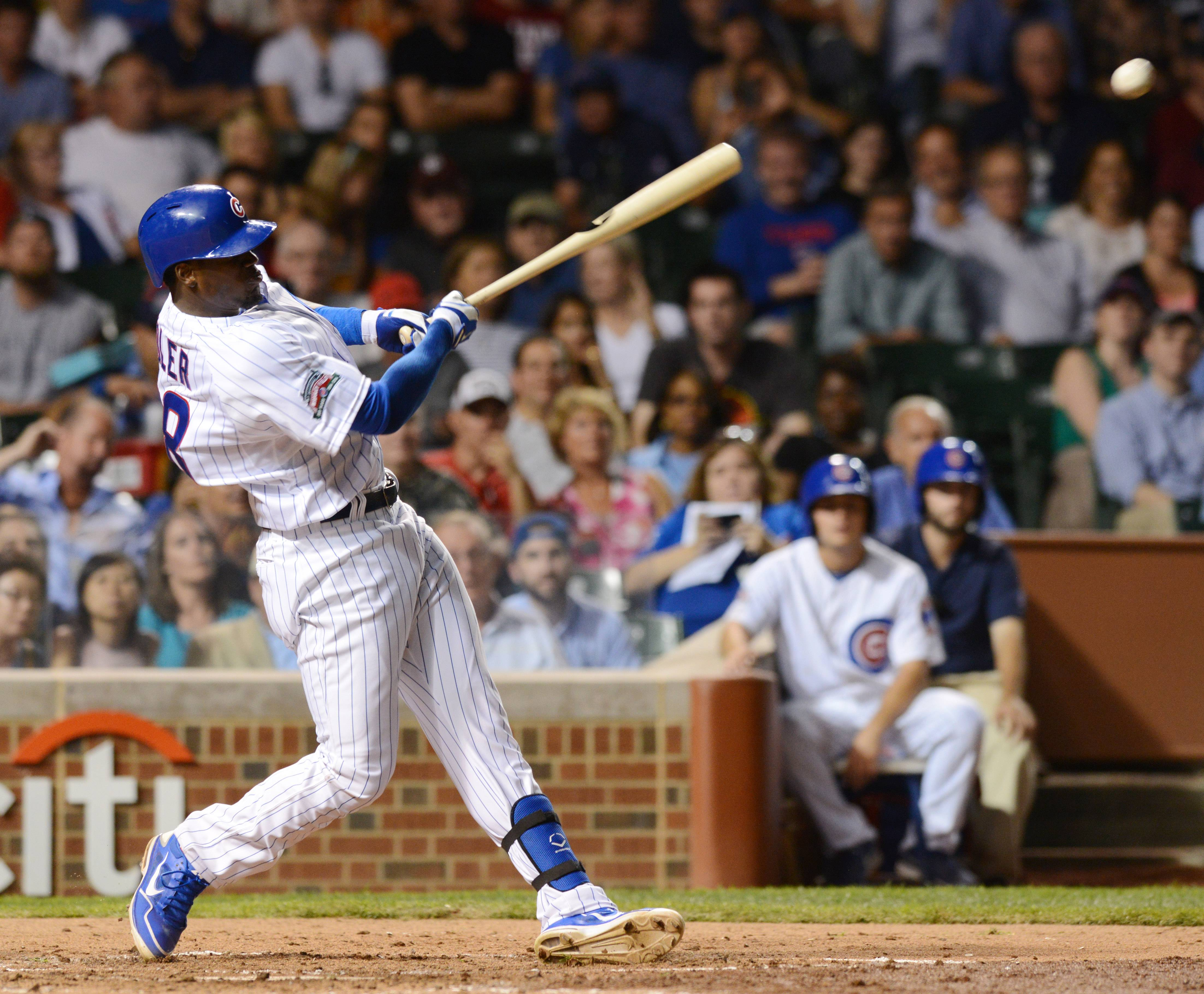 Baez, Soler on center stage for Cubs