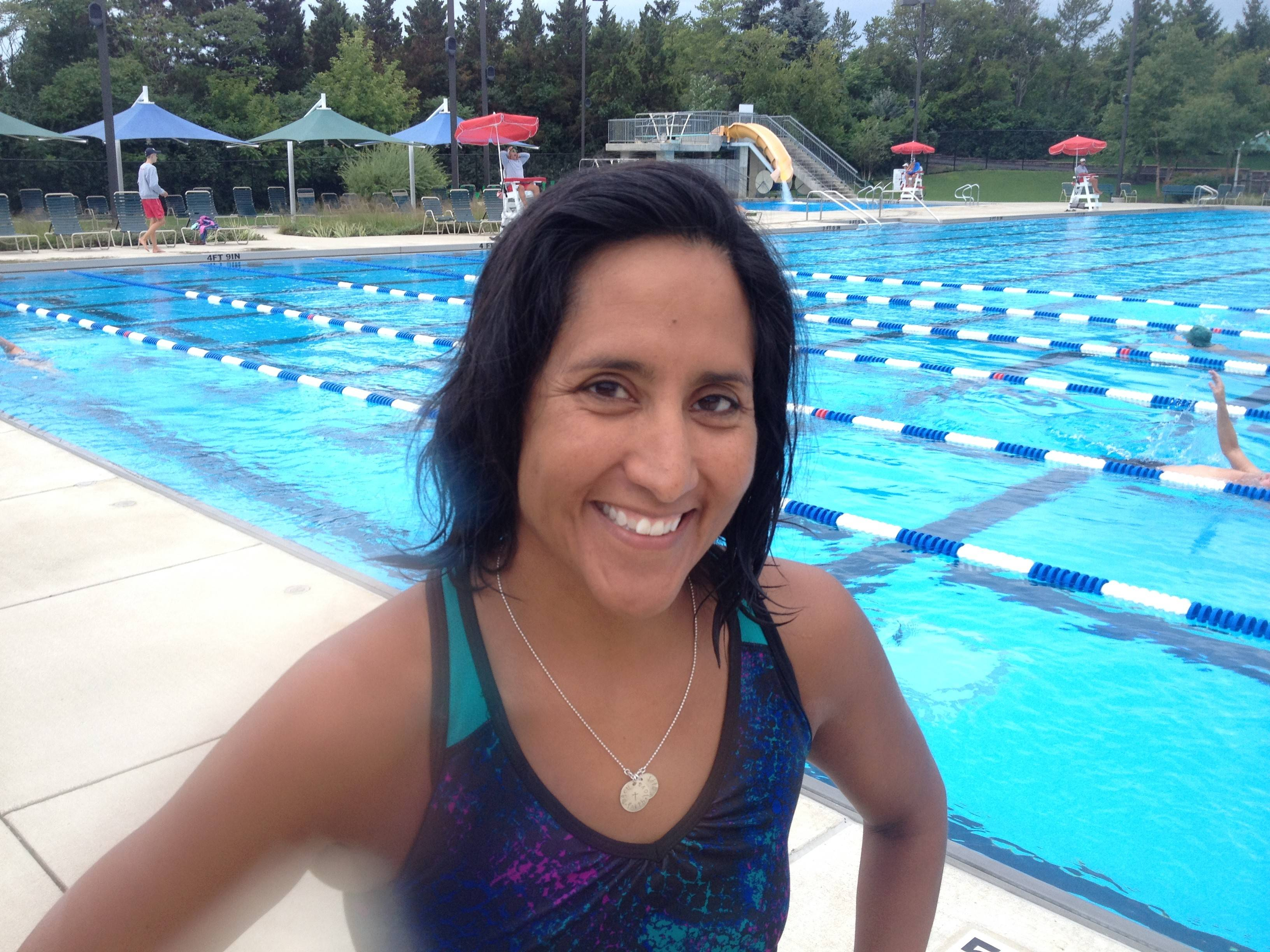 Palatine's Christine Gates will attempt an Ironman triathlon -- 2.4-mile swim, 112-mile bike and 26.2-mile run -- Sept. 7 in Madison, Wisconsin.