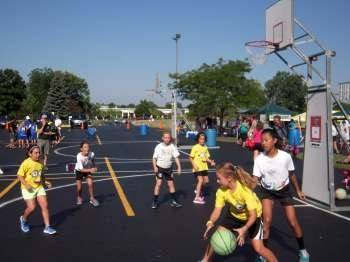 St. Isidore School in Bloomingdale has its annual 3-on-3 youth basketball tournament on Saturday, Sept. 6.