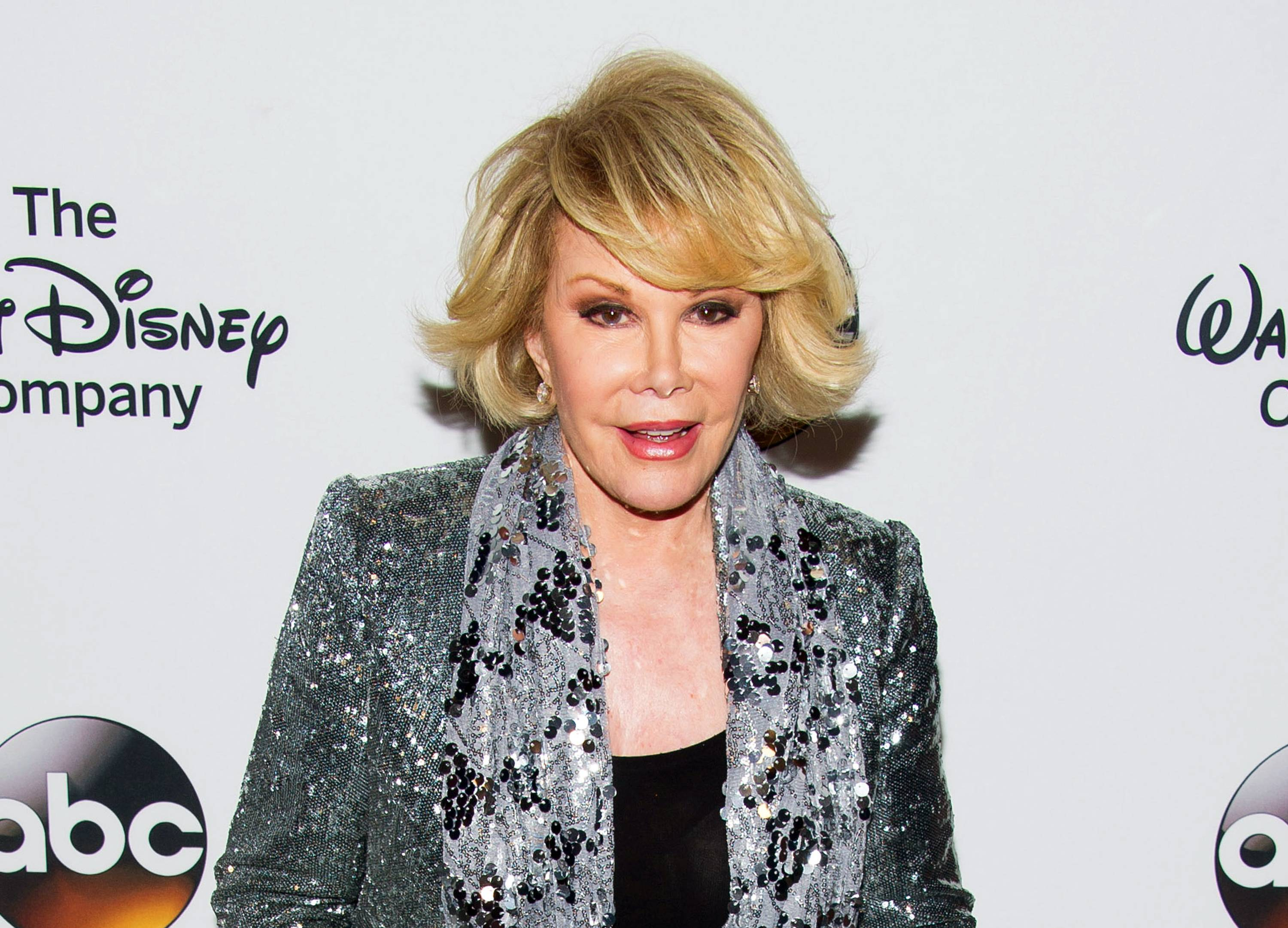 Melissa Rivers announced Thursday that her mother, Joan Rivers, died Thursday in New York. Rivers was hospitalized Aug. 28, after going into cardiac arrest at a doctor's office.