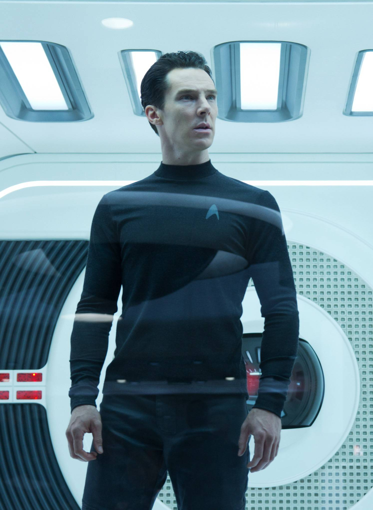 "Benedict Cumberbatch stole the show in last summer's ""Star Trek Into Darkness,"" which finally gets the complete home-video release fans deserve on Tuesday, Sept. 9."