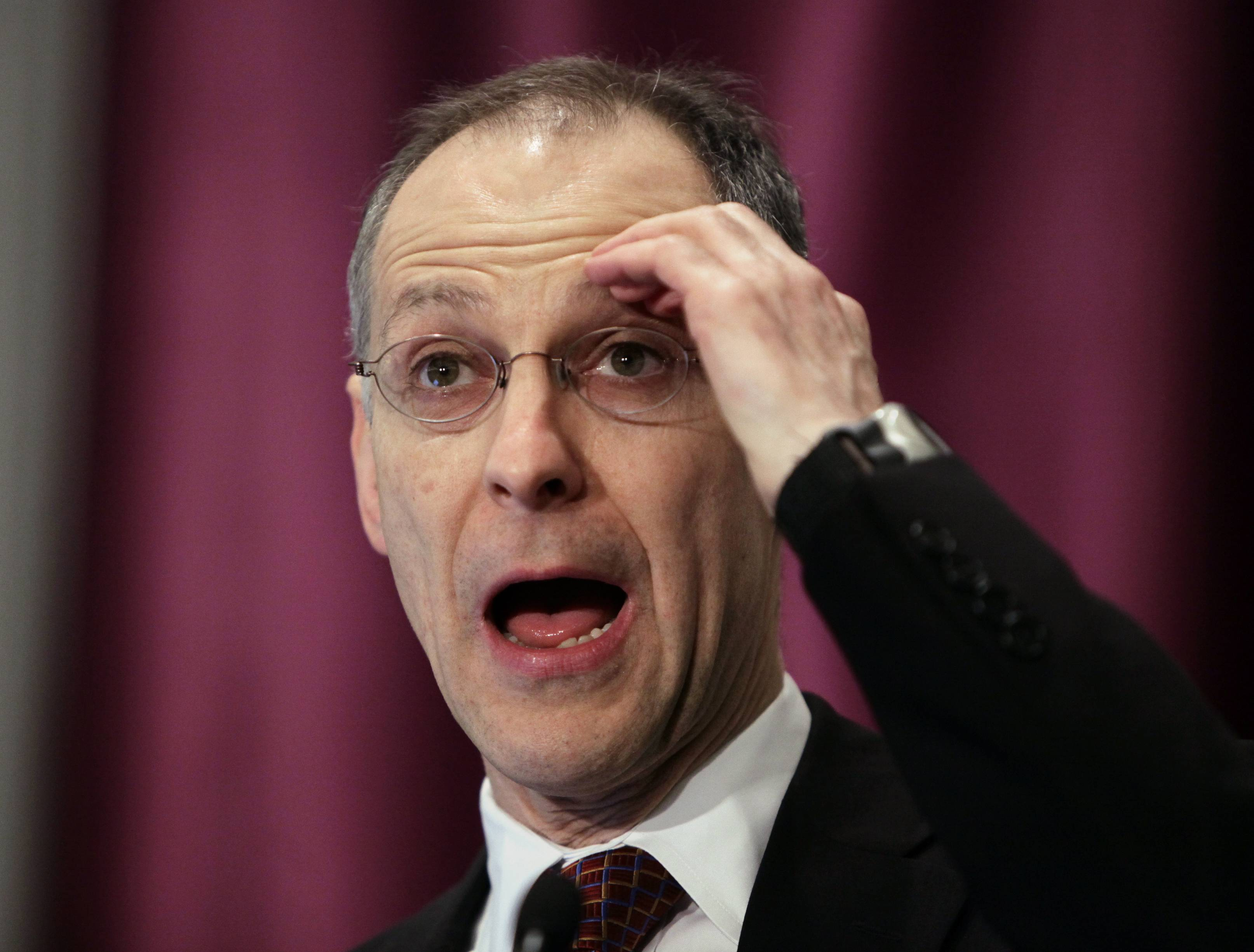 "Dr. Ezekiel Emanuel said, ""We wanted to create a bipartisan proposal that does take advantage of some Republican ideas and is cognizant of Democratic concerns, and use it to transform the whole delivery system."""