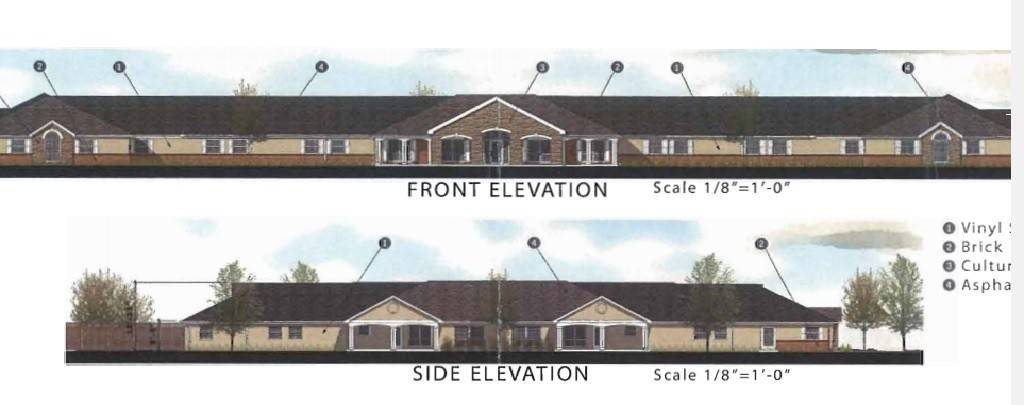 Artis Senior Living hopes to open a one-story, 72-unit memory care facility on Route 59 in Bartlett.