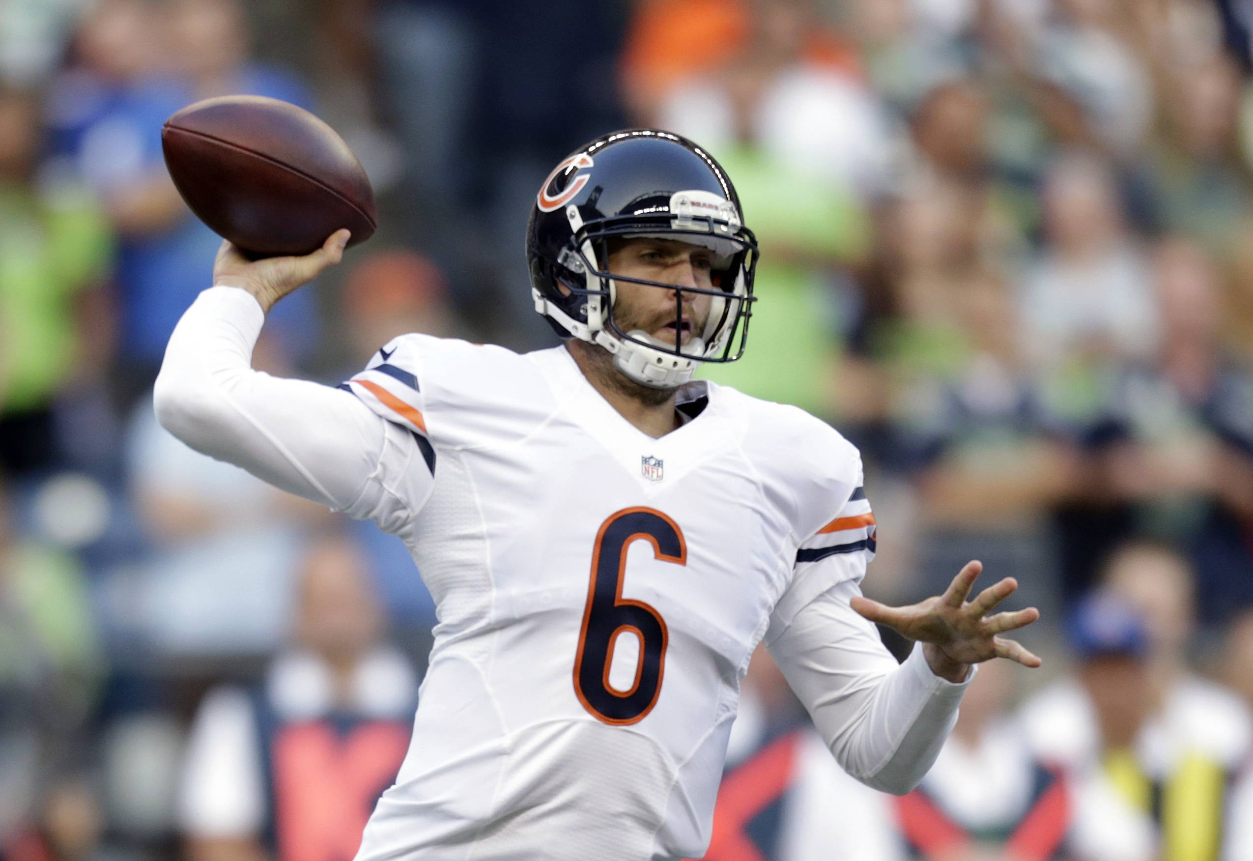 As The Scorecard sees things, quarterback Jay Cutler and the Bears look like a playoff team.