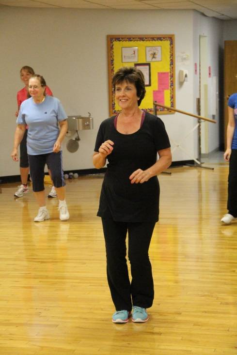 Participants will get the opportunity to try a variety of classes through the Schaumburg Park District Fitness Unlimited program.Schaumburg Park District