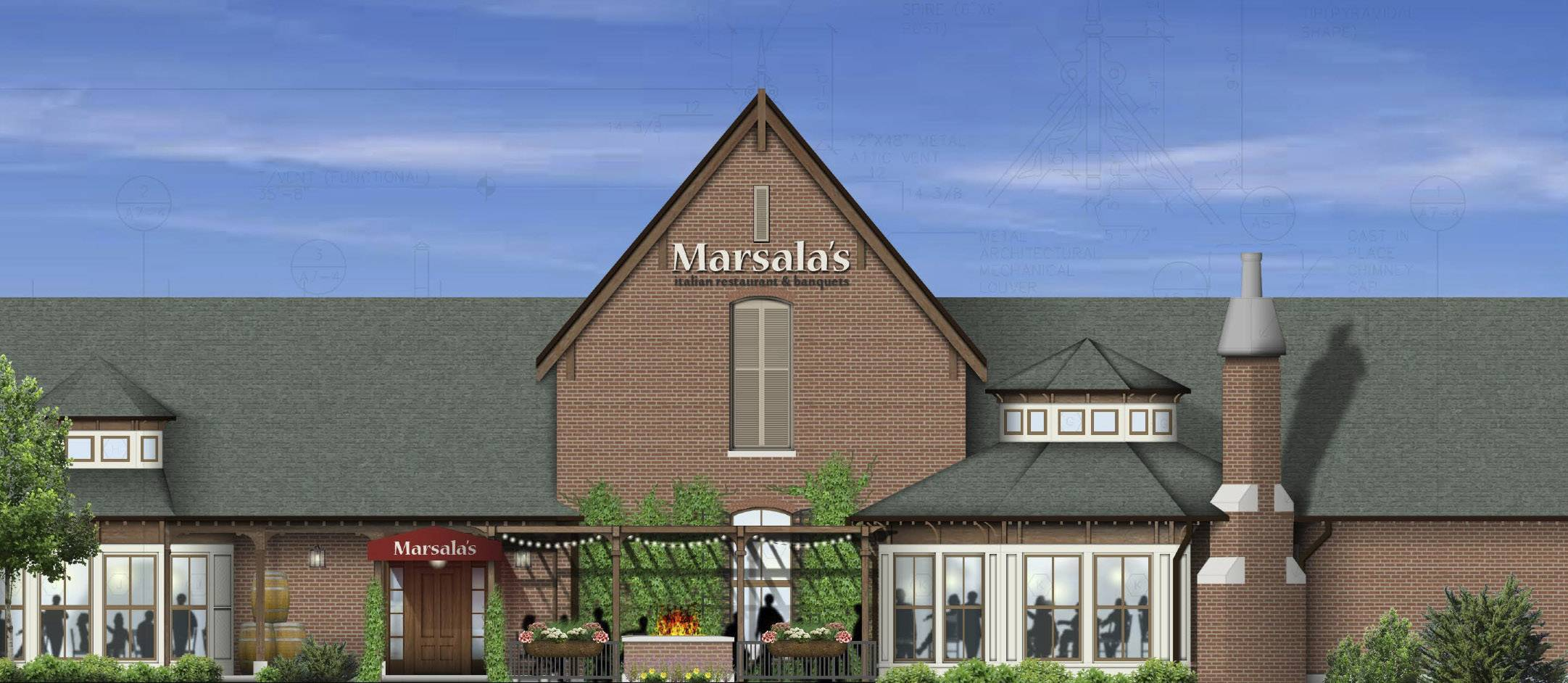 Marsala's Italian Kitchen is expected to open soon in Huntley.