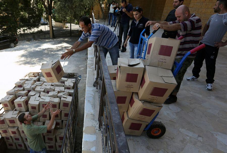 Some Christians arm as Mideast perils mount