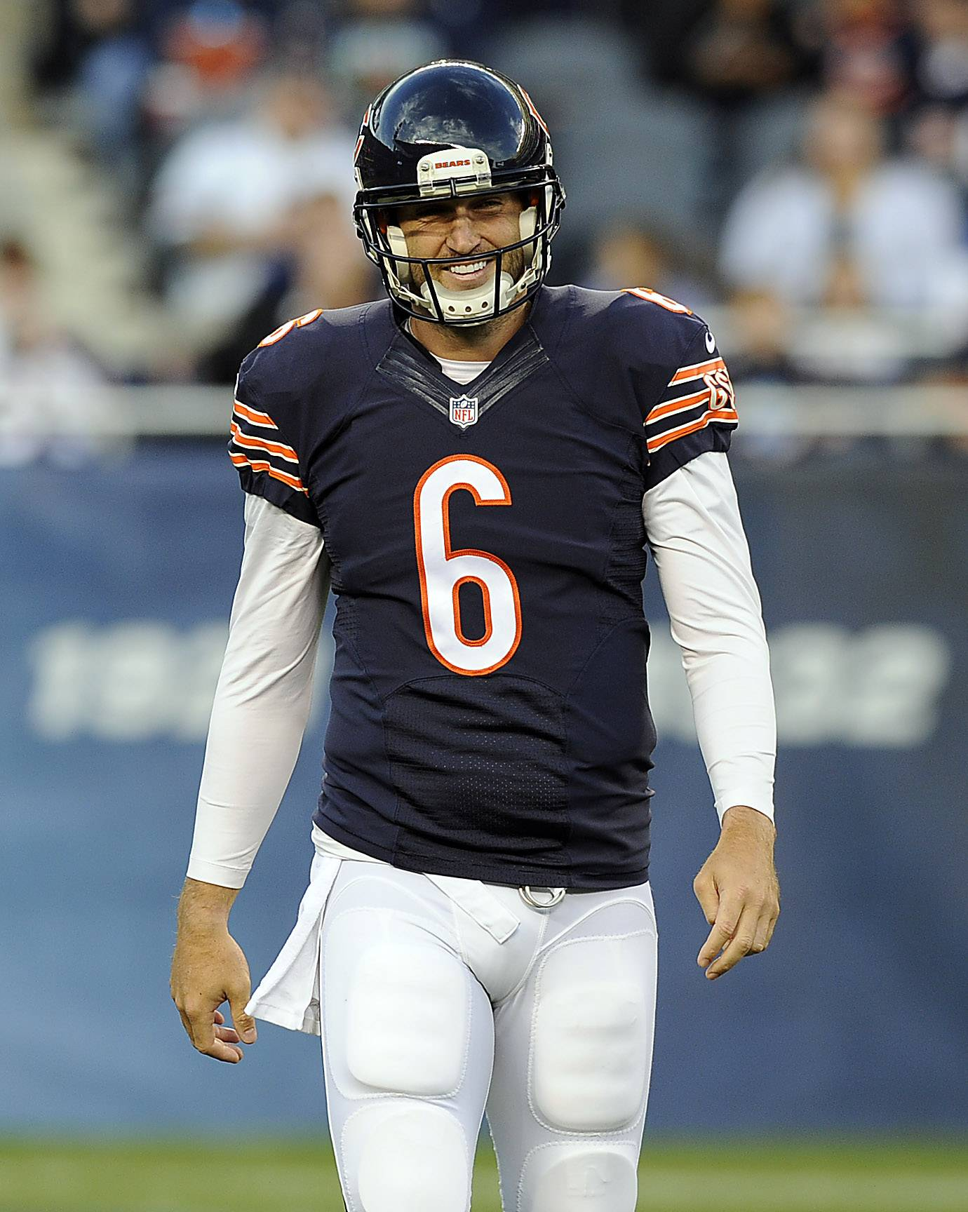 With quarterback Jay Cutler thriving in his second season under coach Marc Trestman, the B