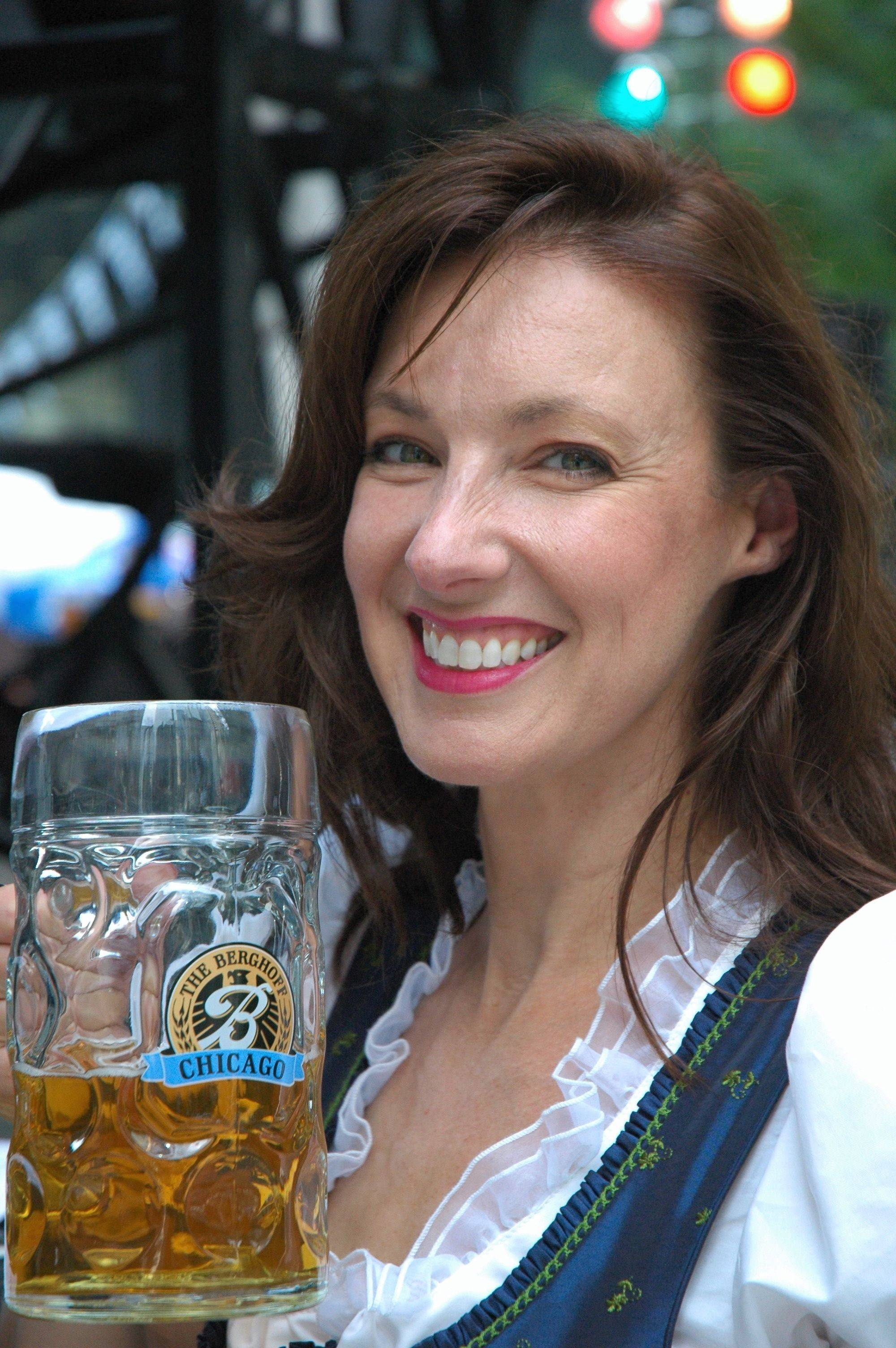 Berghoff's 29th annual Oktoberfest is a spirited outdoor celebration that will take place Wednesday through Friday, Sept. 10-12, in Chicago.