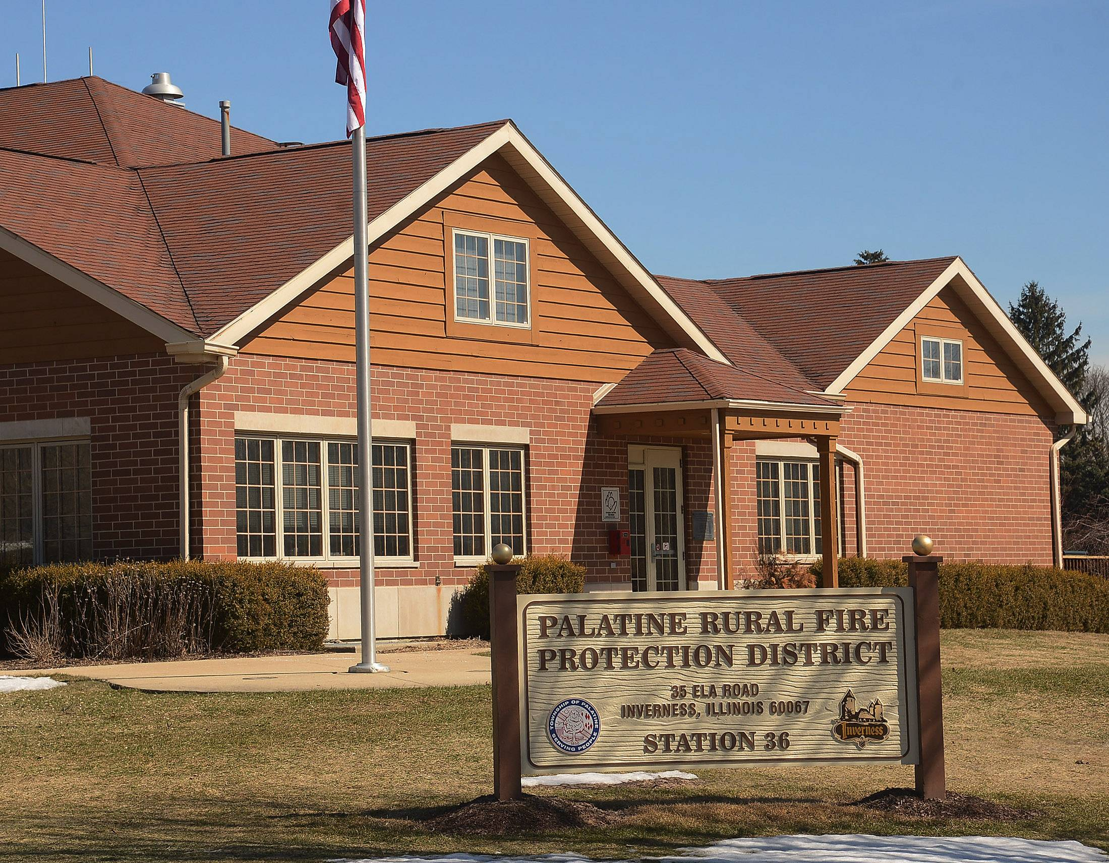 The Palatine Rural Fire Protection District will again ask voters for permission for a property tax increase intended to generate an additional $200,000 per year. Officials say the extra funds are necessary to stop the district from operating in the red.