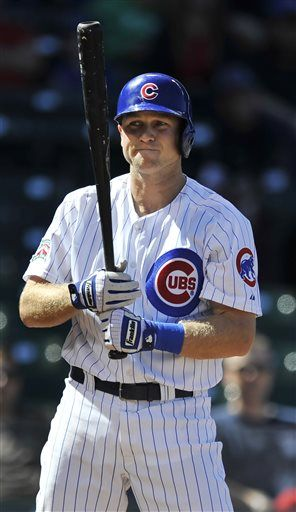 The Cubs may be starting to feel the effects of not having Starlin Castro and Anthony Rizzo in their lineup.They were pretty punchless Saturday in falling twice to the Pittsburgh Pirates on a gorgeous day and evening at Wrigley Field. Here Chris Valuka reacts to striking out
