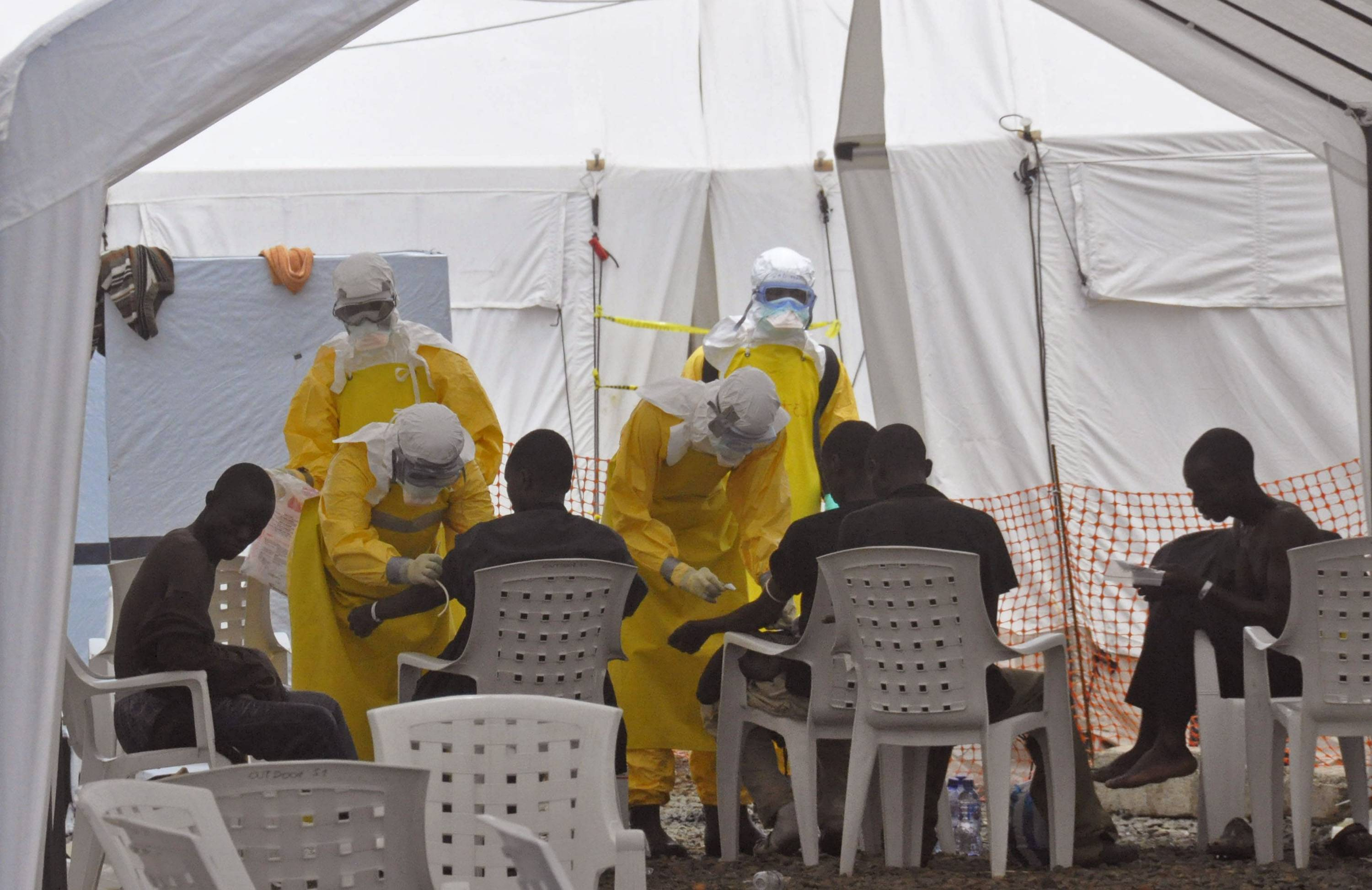 With surge in Liberia, Ebola case toll above 4,200
