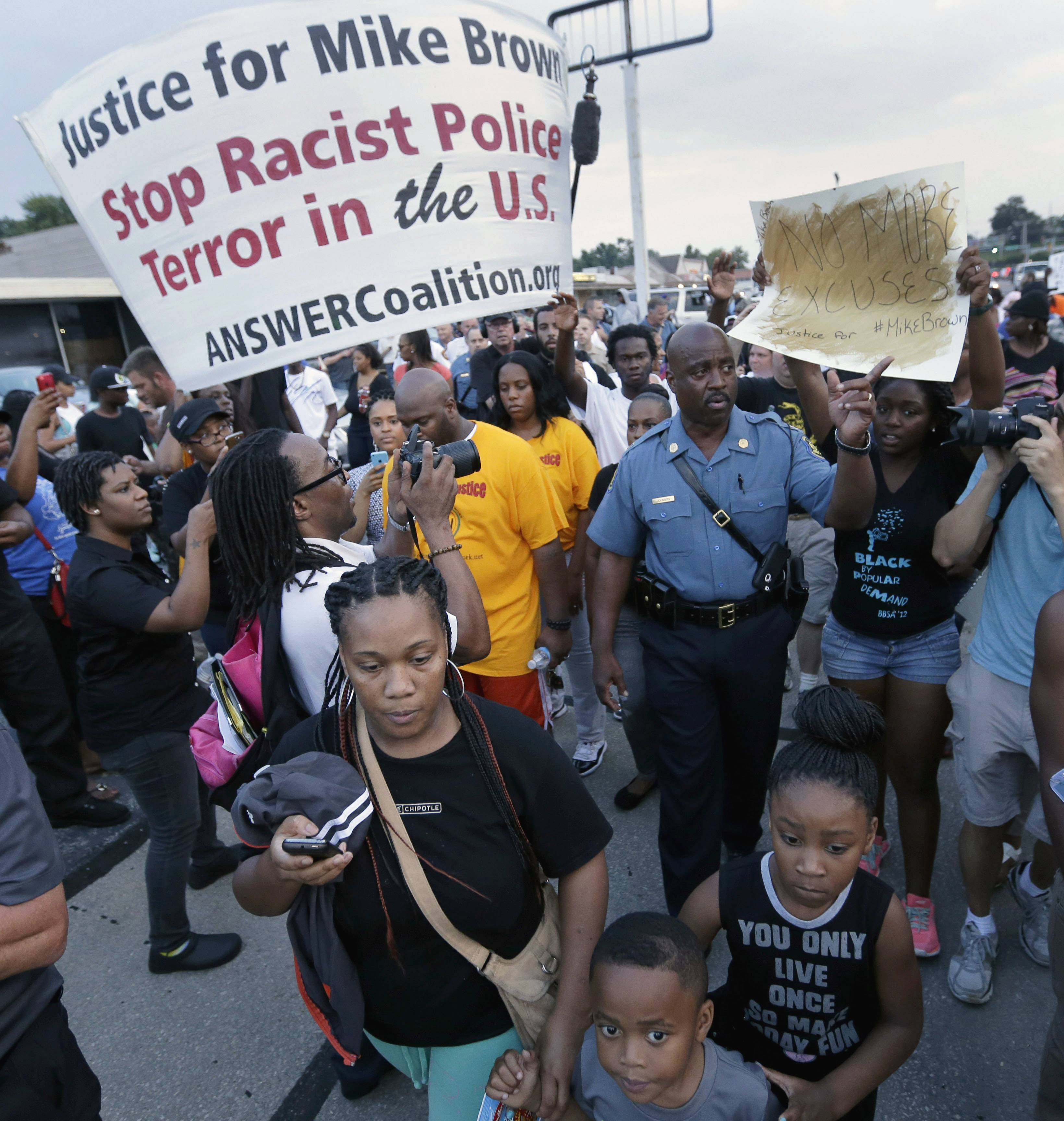 Ferguson city council says it plans review board