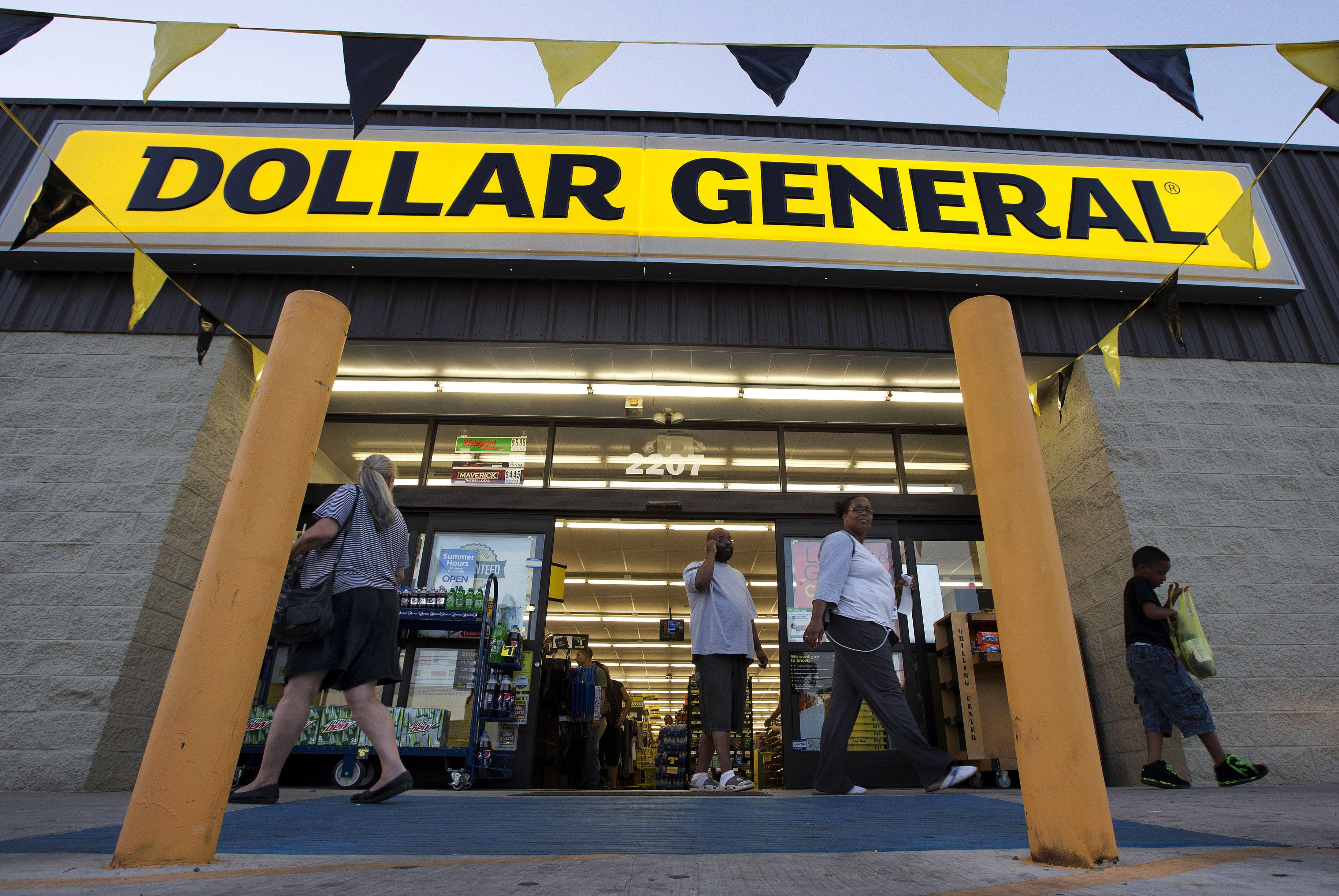 Dollar General goes hostile in bid for rival