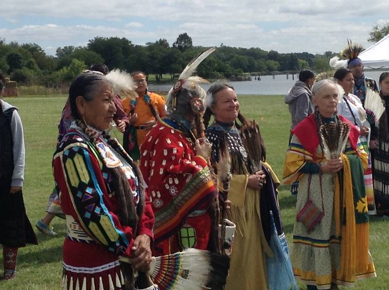 Busse Woods Comes Alive For Annual Native American Powwow