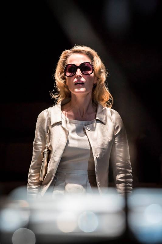 "The Young Vic's hit Longon revival of Tennessee Williams' drama ""A Streetcar Named Desire"" starring Gillian Anderson (""The X-Files"") as Blanche DuBois is screened in select movie theaters as part of the NT Live series at 7 p.m. Tuesday, Sept. 16."