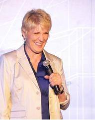 """Clean comedian"" Sally Edwards will perform Sept. 21 at Congregational Church of Algonquin."
