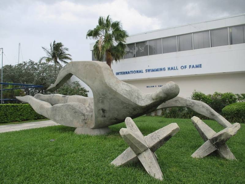 Take A Deep Dive At Swimming Hall Of Fame In Fort Lauderdale