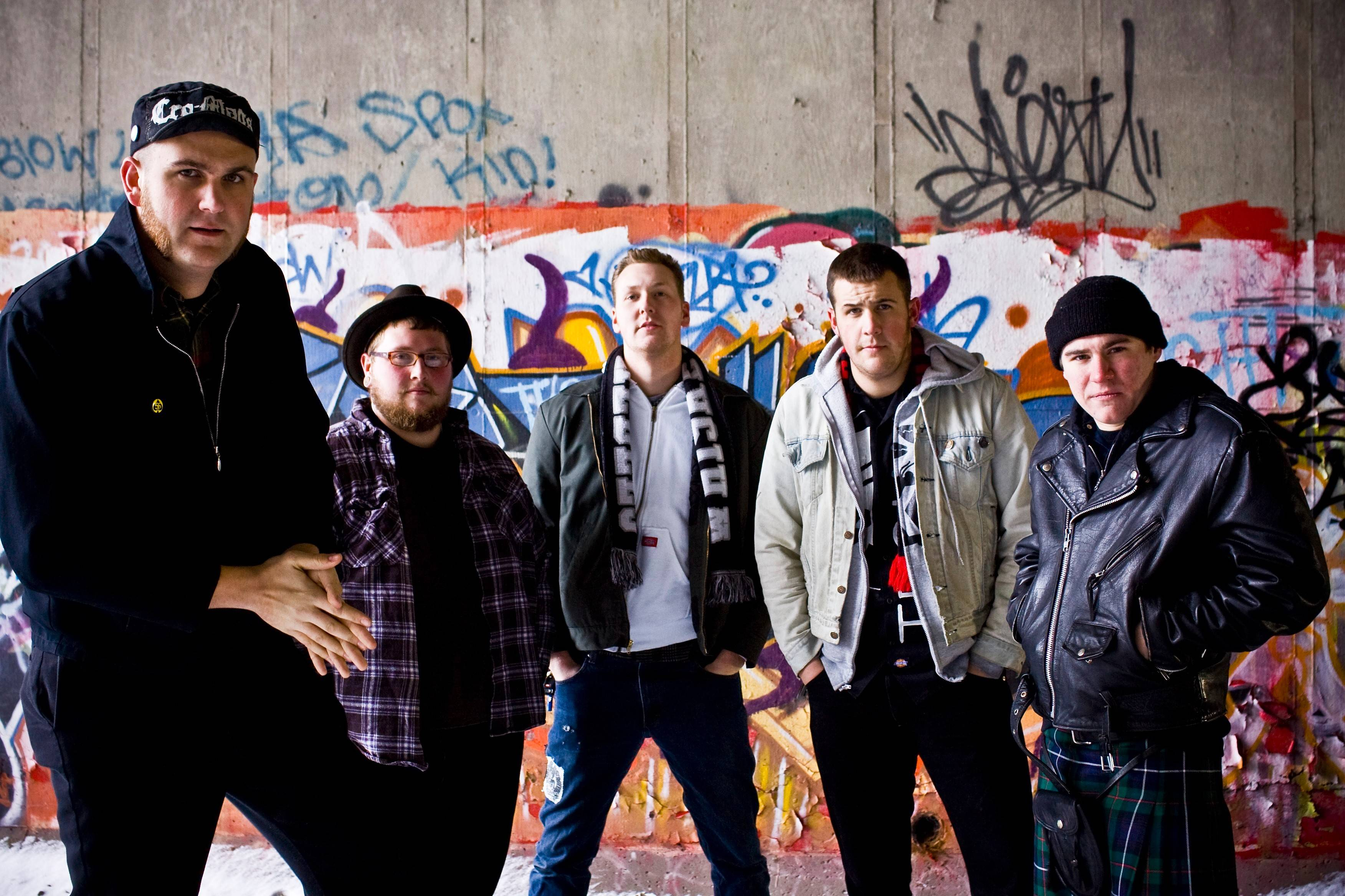 Flatfoot 56, a Celtic-punk band from Chicago, will perform this weekend in Lombard.
