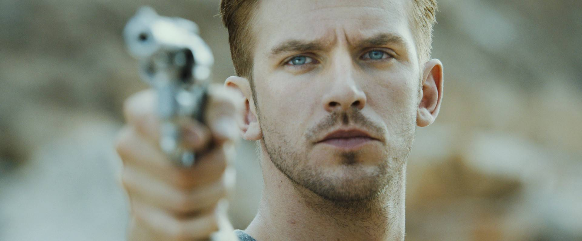 """Downton Abbey"" actor Dan Stevens plays the mysterious ""The Guest."""