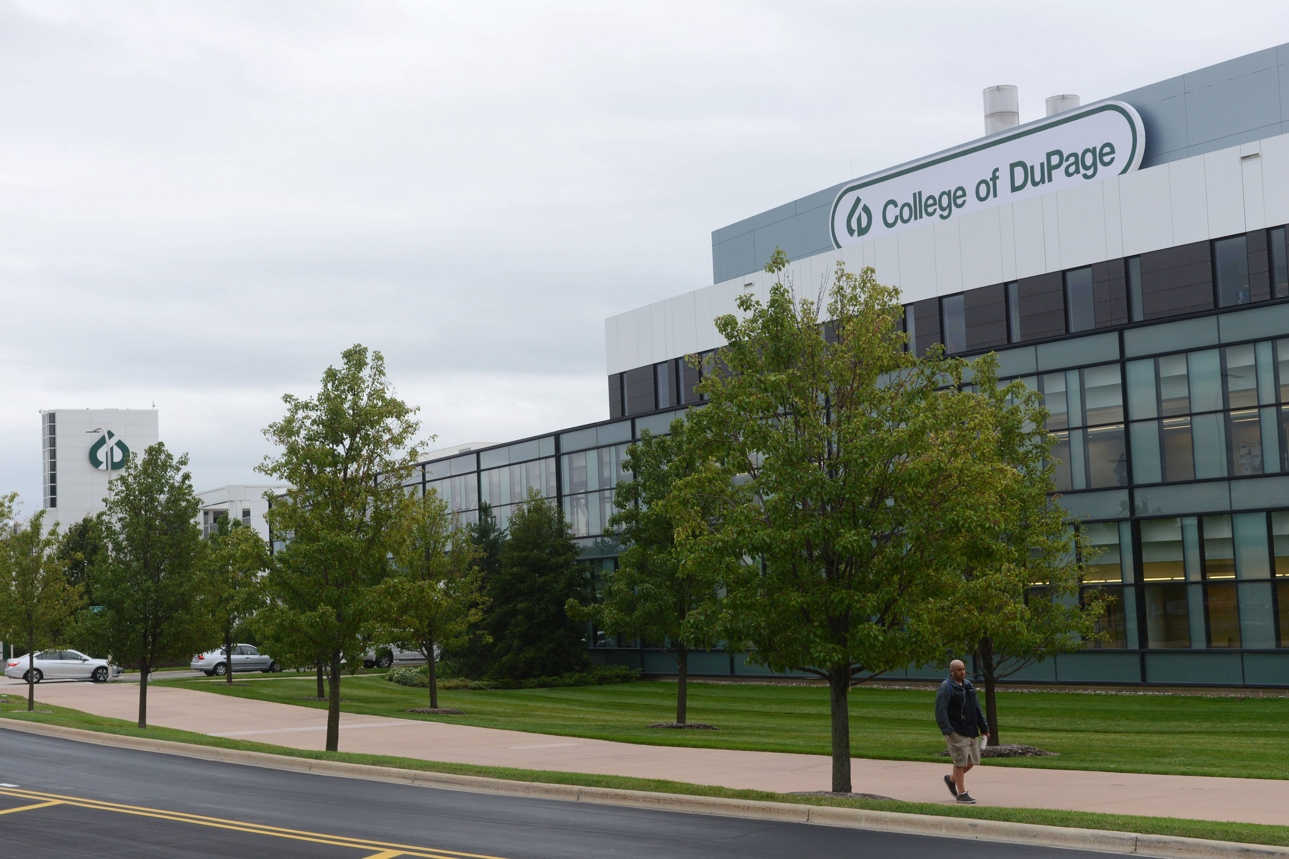 Critics believe the College of DuPage board should receive itemized spending reports each month so the seven-member elected body can see how that money is being spent.