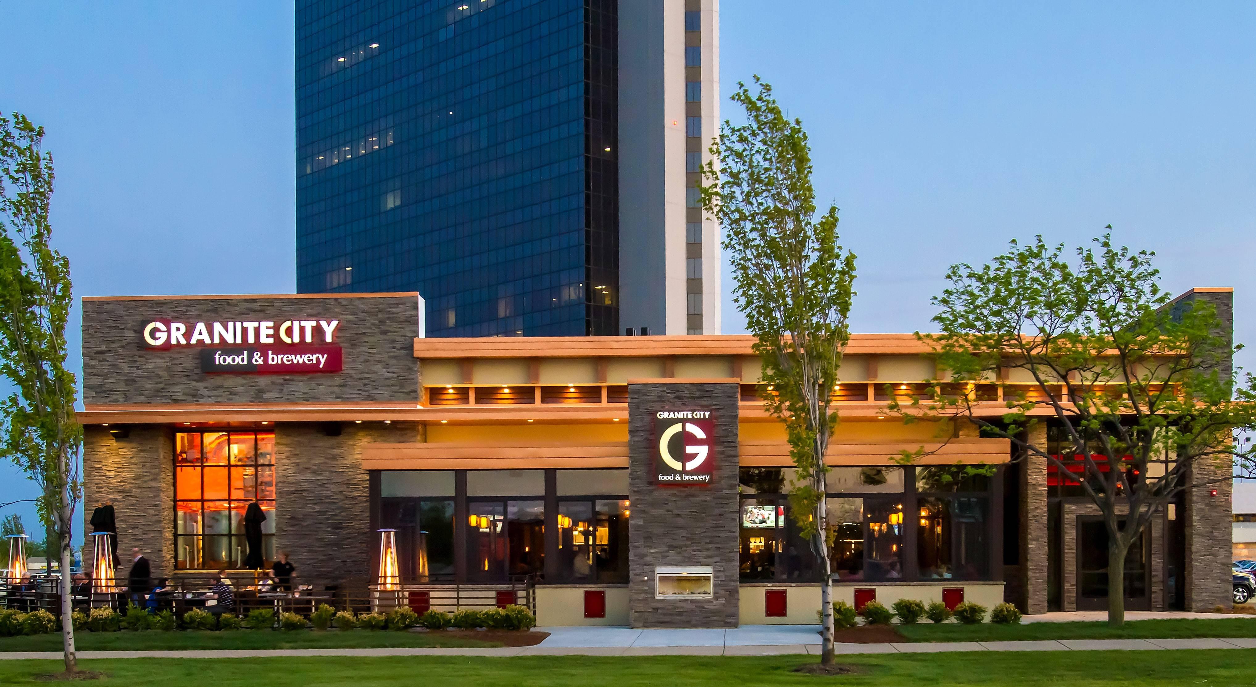 Granite City Restaurant To Open Soon In Naperville