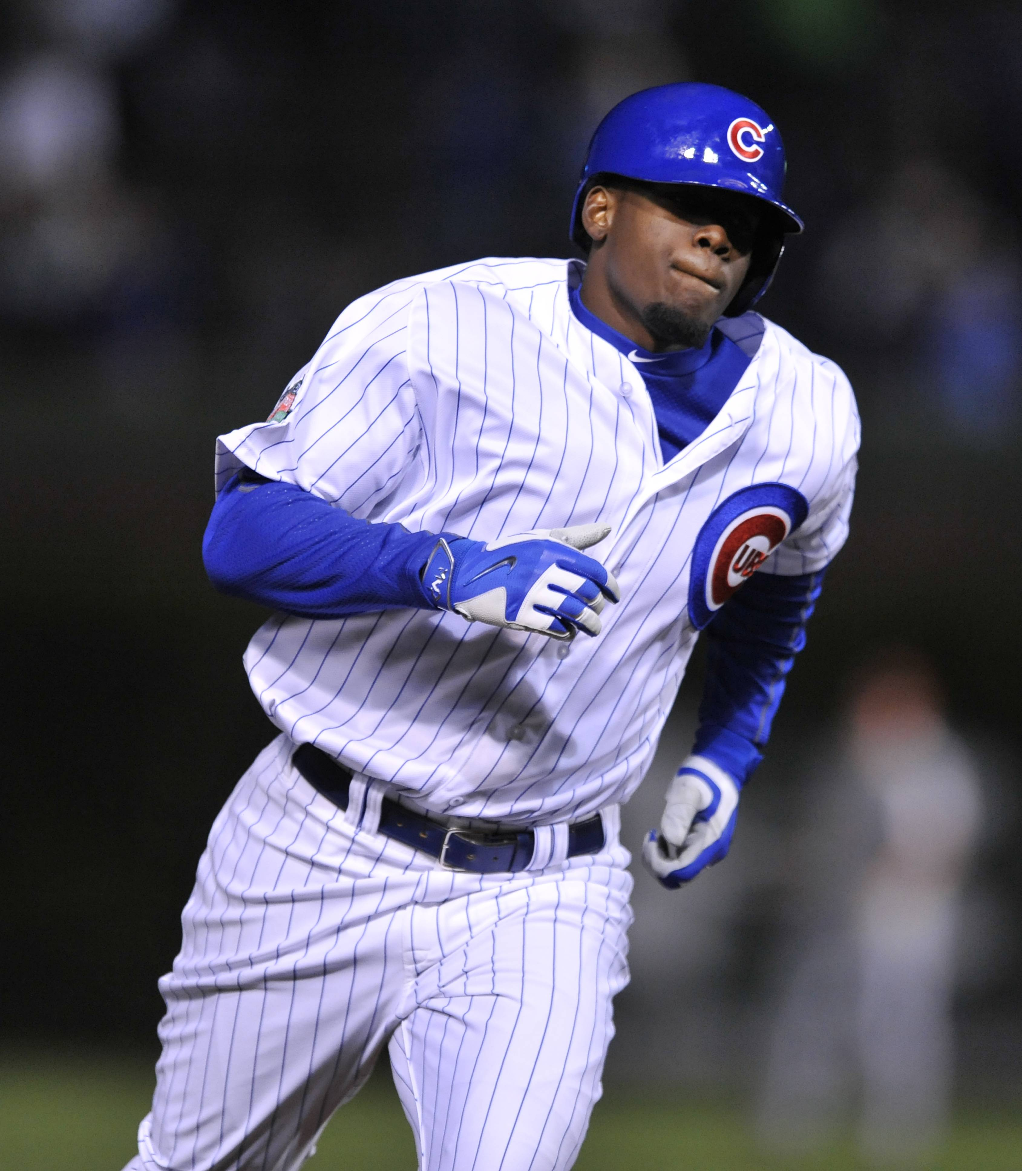 Cubs rookie Jorge Soler has hit safely in 15 of his first 17 big-lead games, going 22-for-61, a .361 average. He has a t least 1 RBI in 12 games.