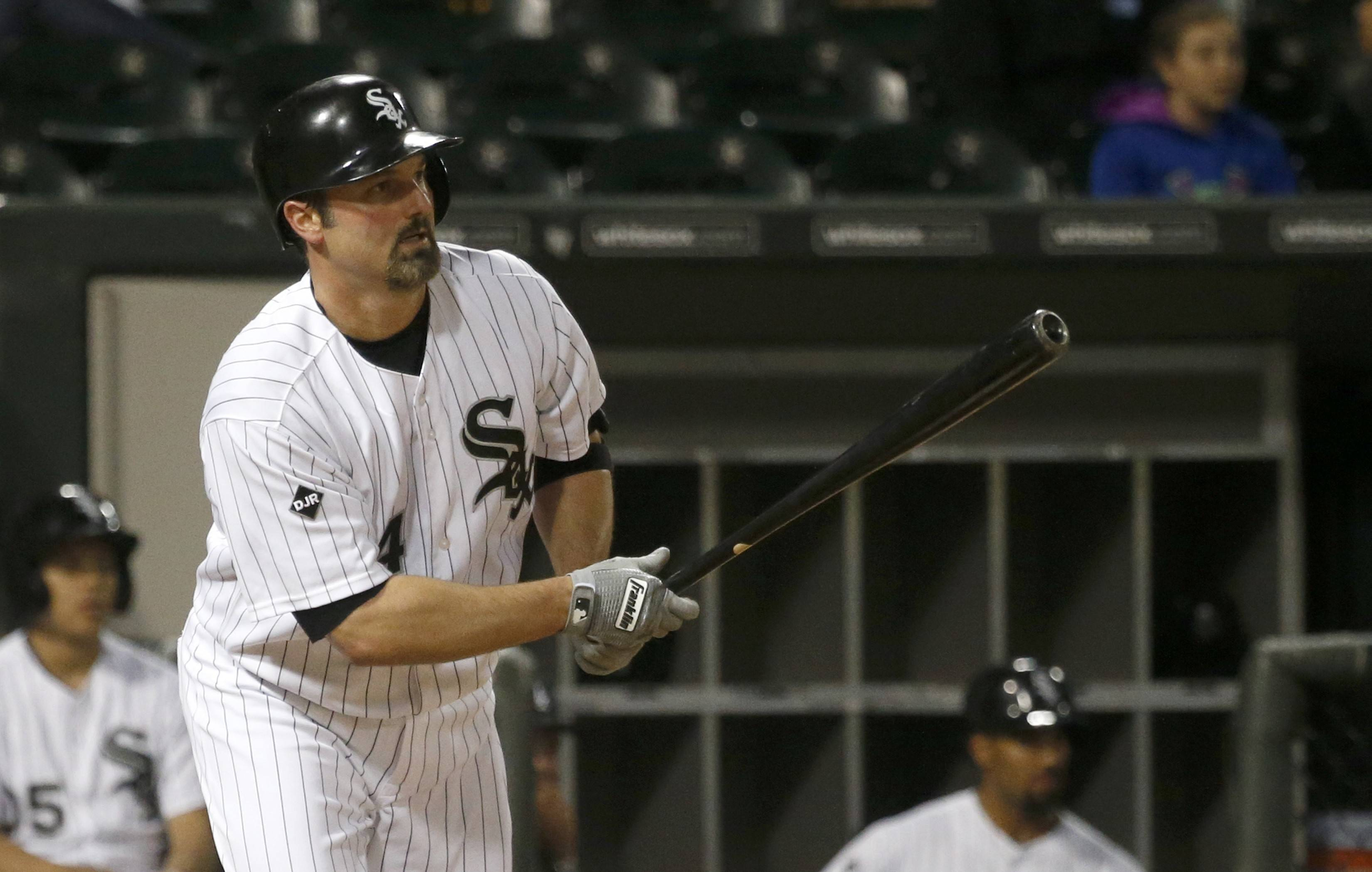 Paul Konerko has to be considered the second- or third-best hitter in White Sox history, according to Barry Rozner.