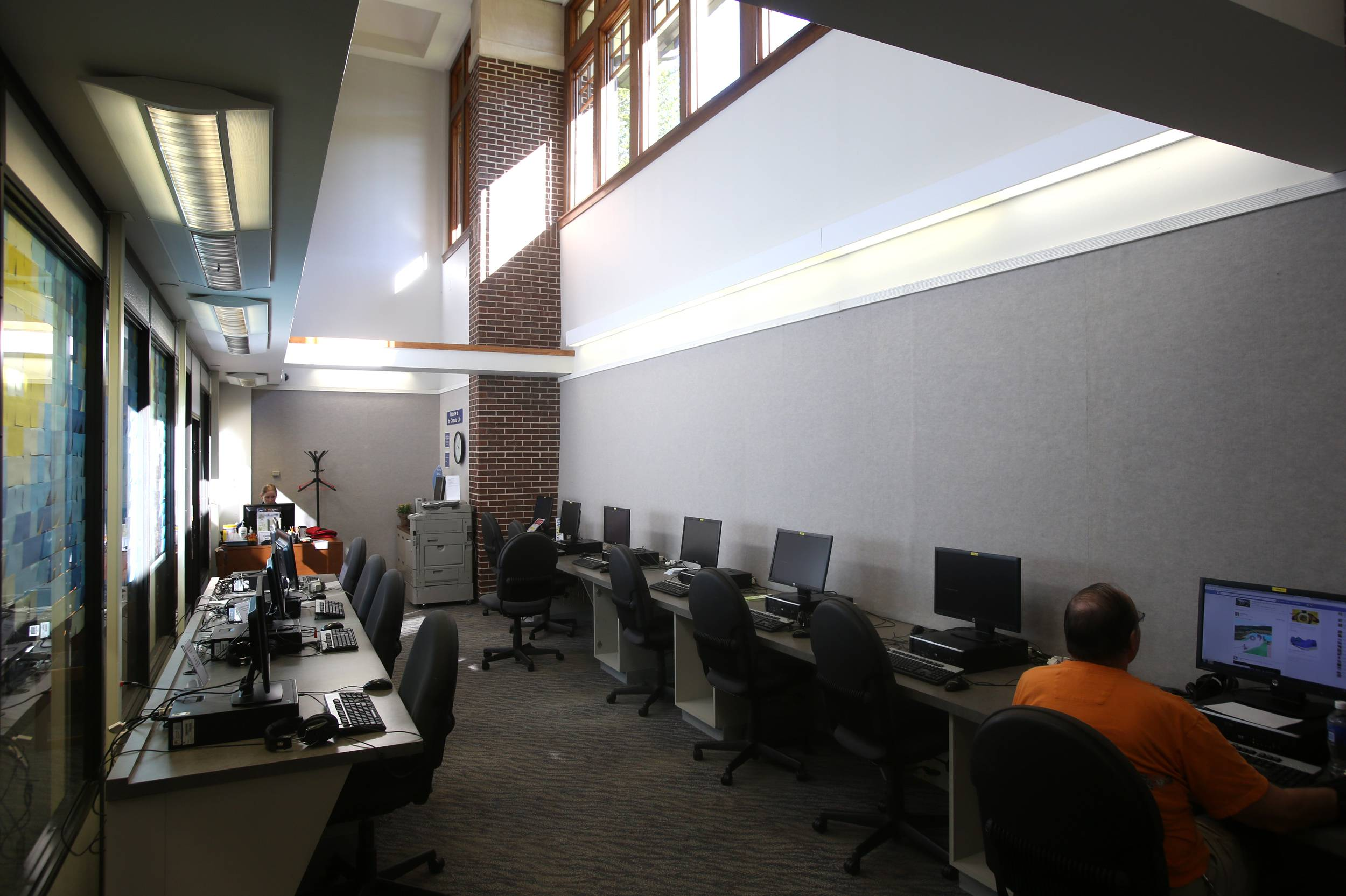 Renovations to 'refresh' Naper Boulevard Library