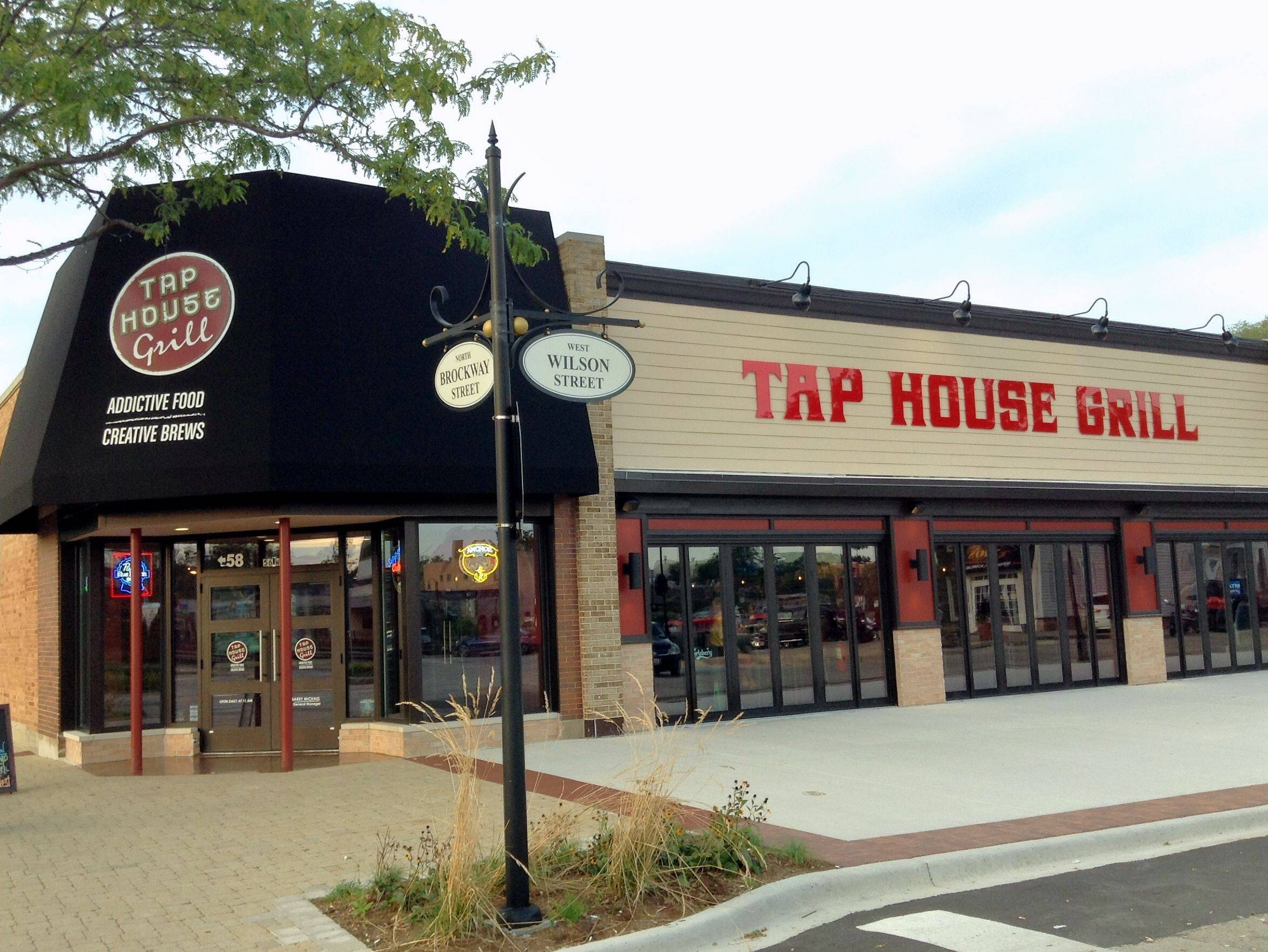 Wonderful The Owners Of The Tap House Grill In Palatine Will Host A Grand Opening At  The