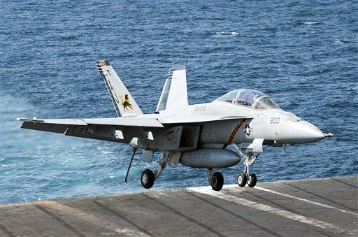 Airstrikes in Syria: US, Arab allies hit ISIS sites