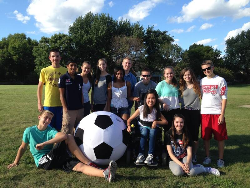Naperville 'Big Ball' soccer tourney to fight spinal muscular disease