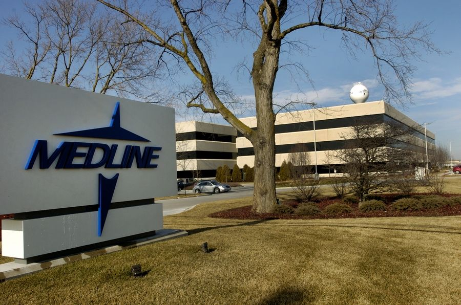Mundelein offering Medline $1 8 million to stay in town