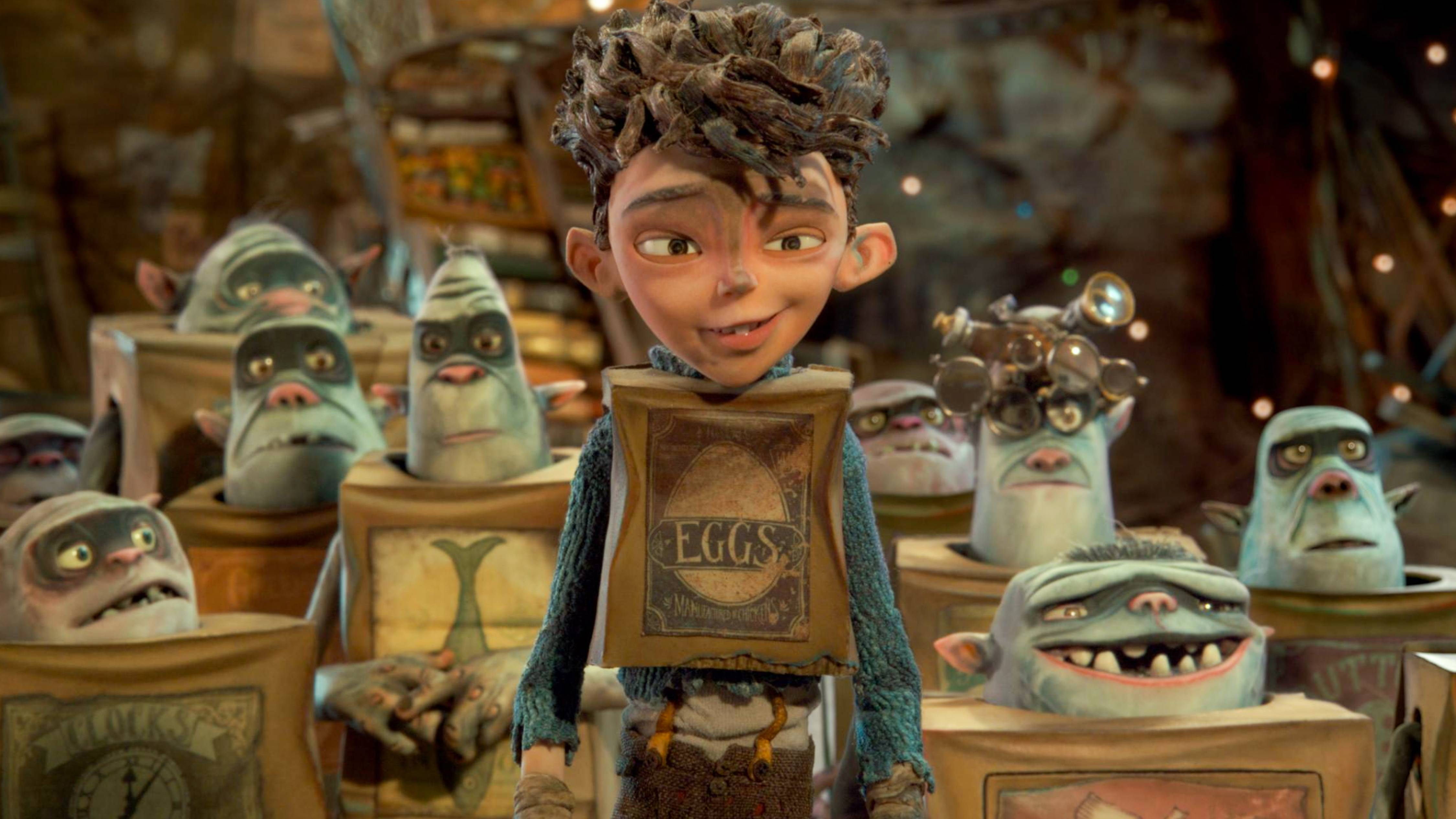 "If the world of ""The Boxtrolls"" feels real to moviegoers, that's because it is. From the cobblestone streets of Cheesebridge to the underground wonderland the boxtrolls call home, everything shown on-screen in the film really exists at Laika Studios just outside Portland, Oregon."