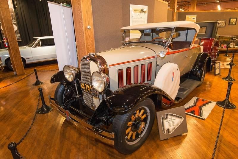 Pontiac Museum 39 S Curator Took A Life Altering Detour