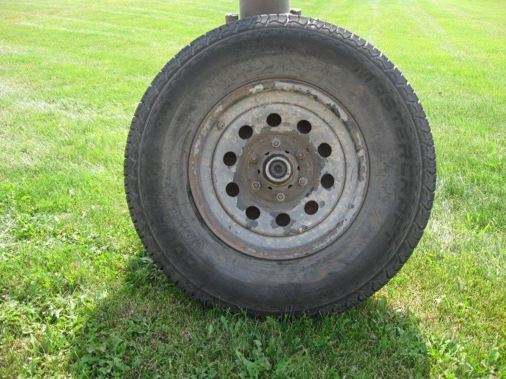 Lombard man killed by stray wheel identified