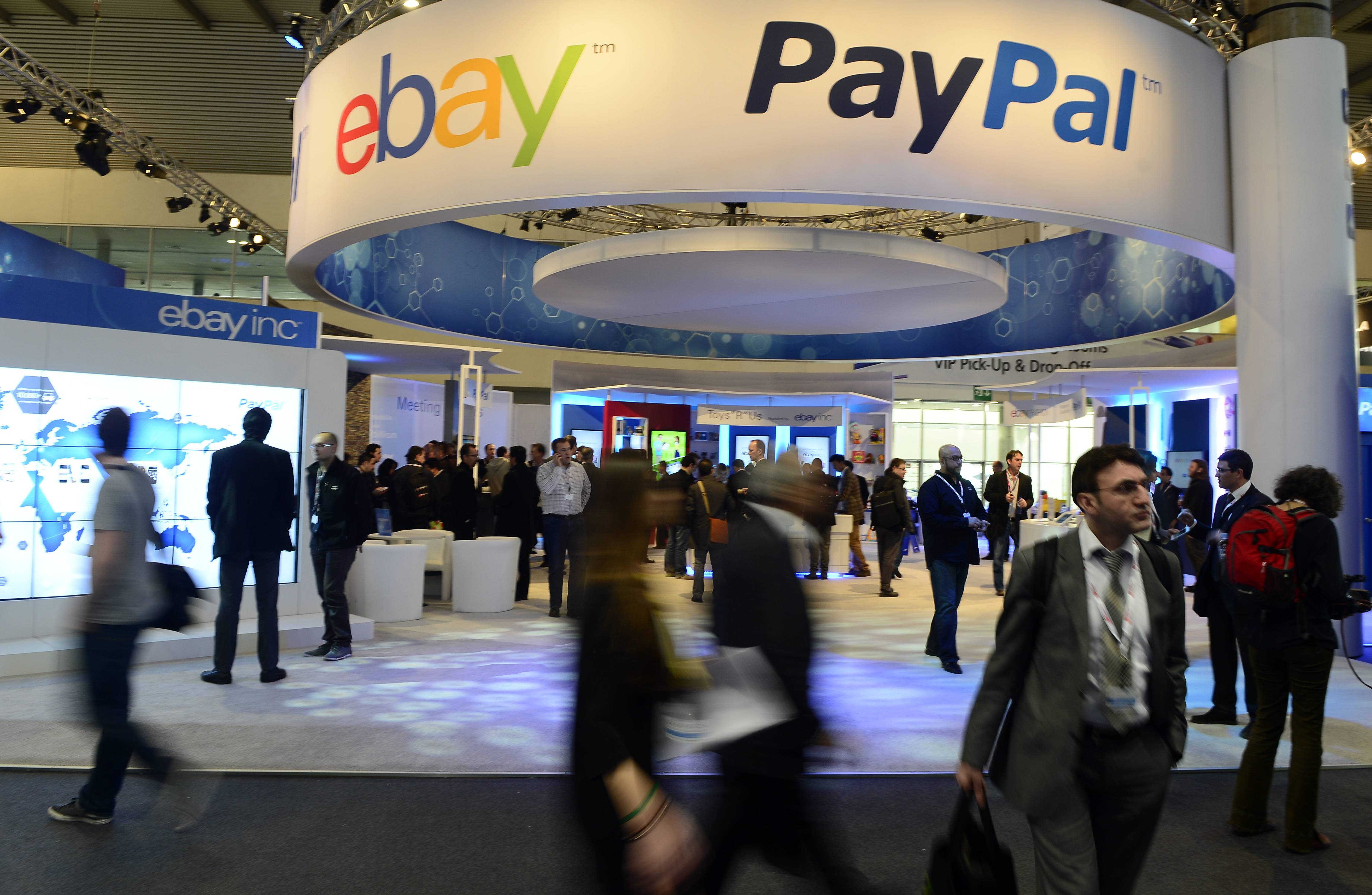 EBay Inc., the world's biggest online marketplace, said it is separating from its payments arm PayPal, in a move that will create two separate publicly companies.