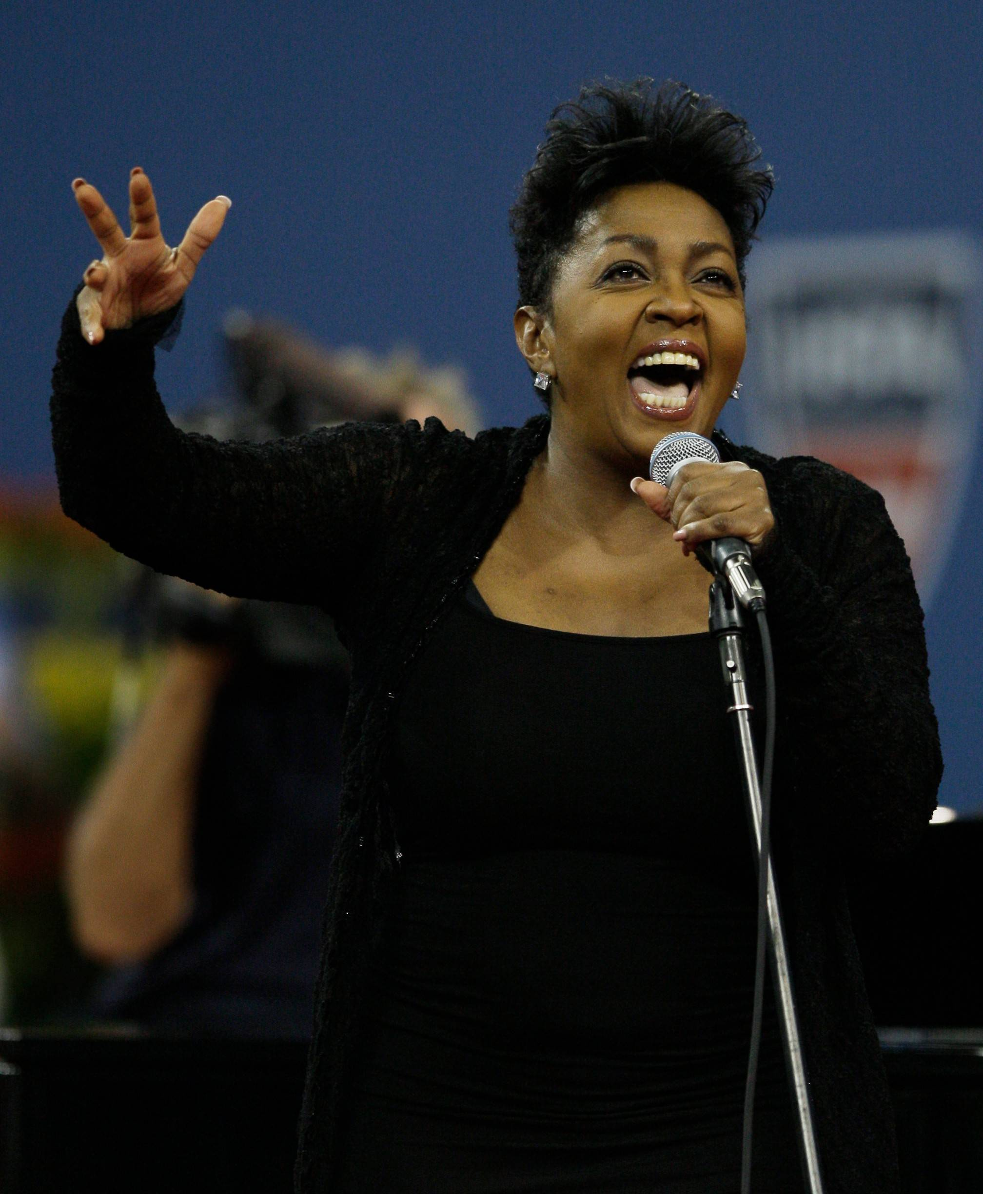 Singer Anita Baker is being sued by her former lawyer for more than a year's worth of work and expenses.
