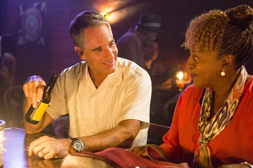 "CCH Pounder stars as Dr. Loretta Wade and Scott Bakula plays Special Agent Dwayne Pride in ""NCIS: New Orleans."""