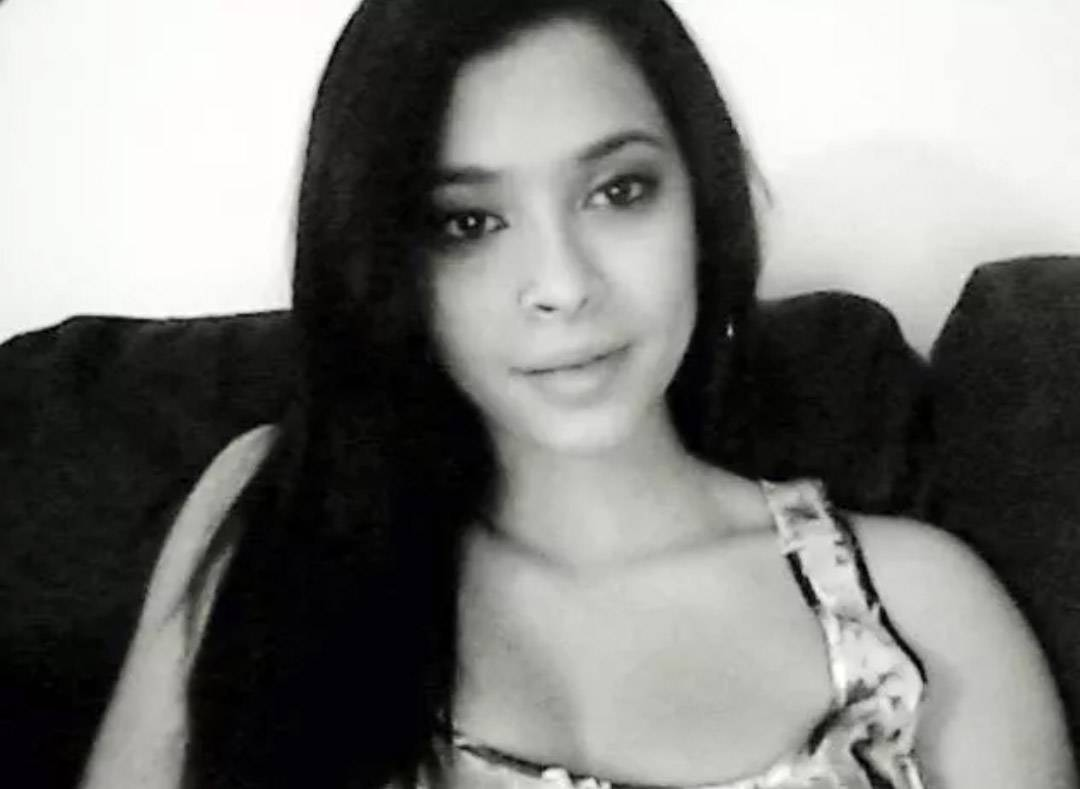 Cynthia Vega, 20, of Elgin was five months pregnant when she died in a head-on collision Tuesday morning in Elgin.