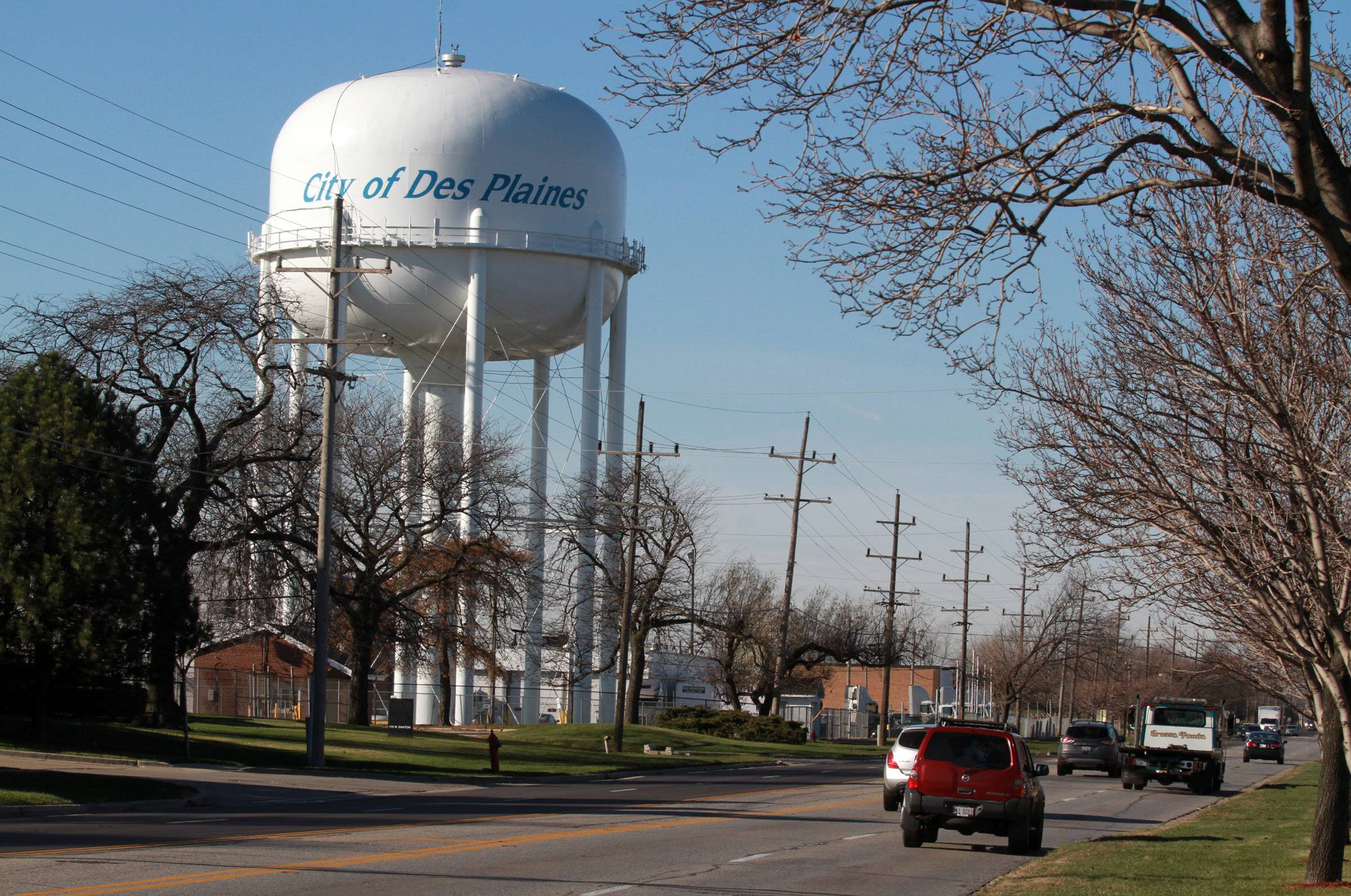 Des Plaines officials are planning to spend millions next year on infrastructure upgrades and other expenses, but they won't increase taxes to do it.