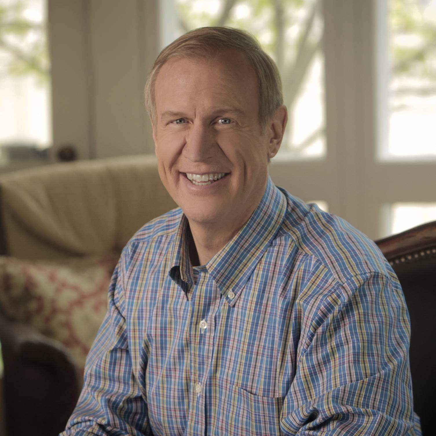 Bruce Rauner, running for Governor