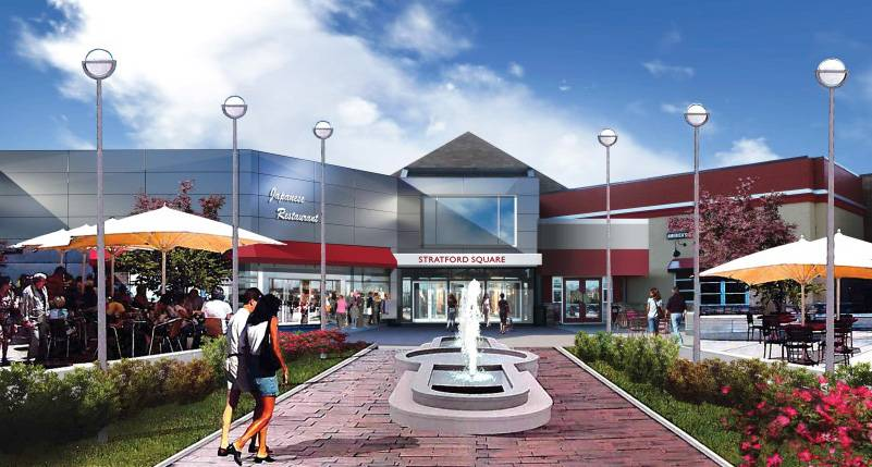 Work is expected to begin this fall to add stores, restaurants, entertainment facilities and more to Stratford Square Mall in Bloomingdale.
