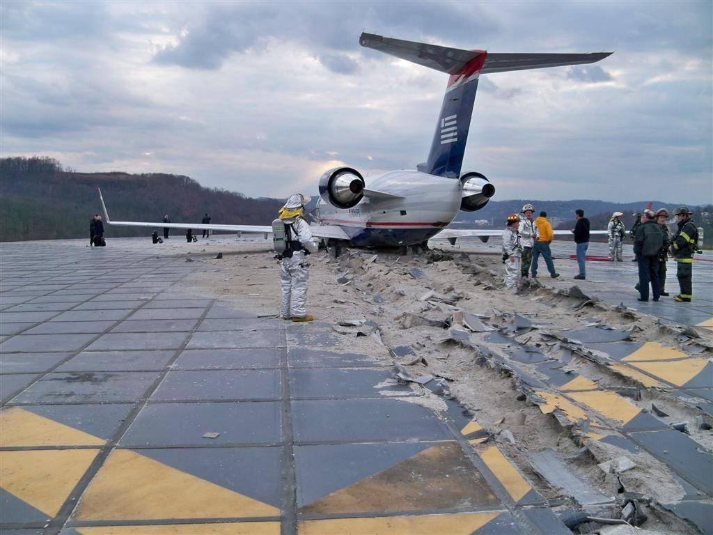 Wheeling Airport Spending 6 3 Million On Runway Safety